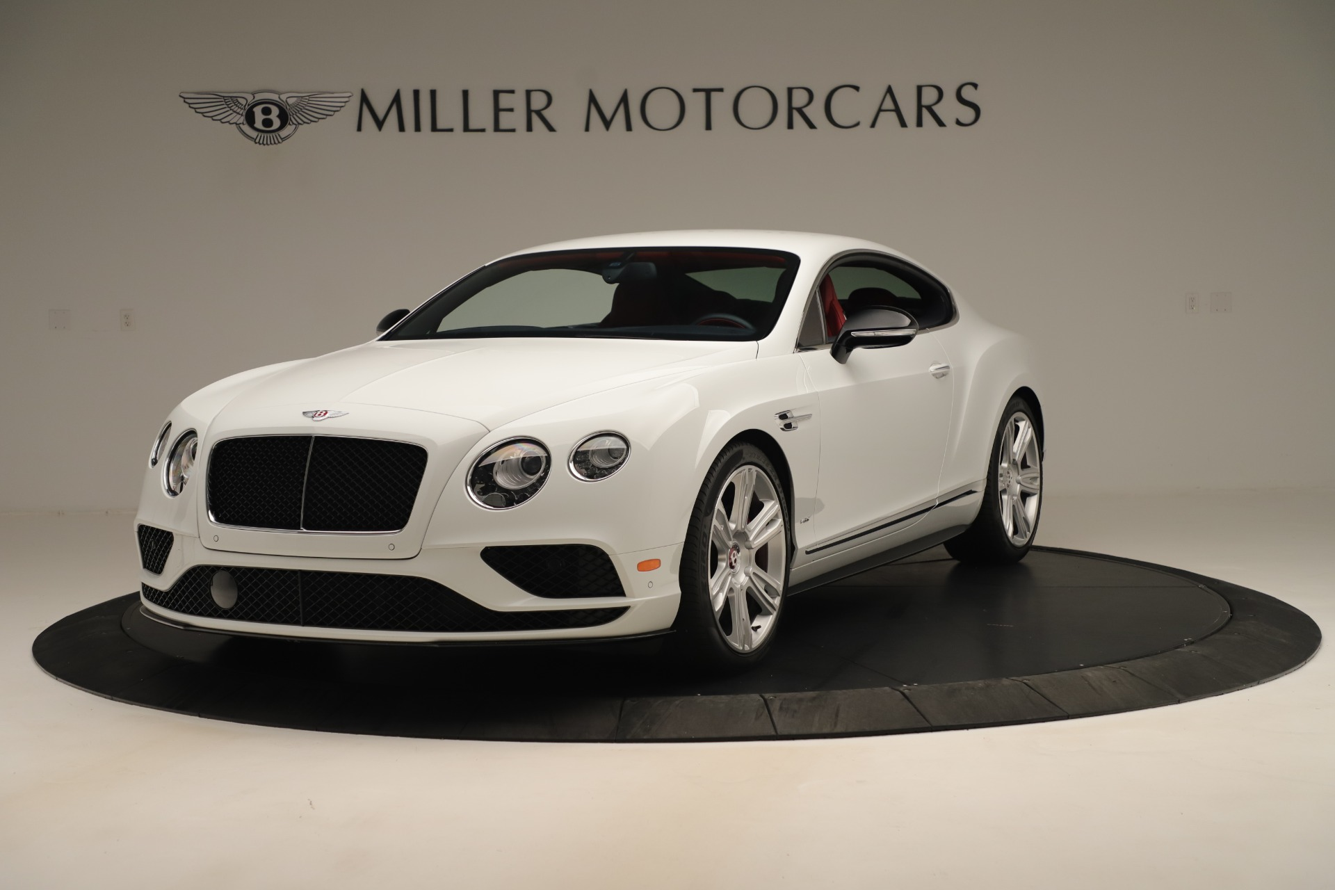 Used 2016 Bentley Continental GT V8 S For Sale In Greenwich, CT 3399_main