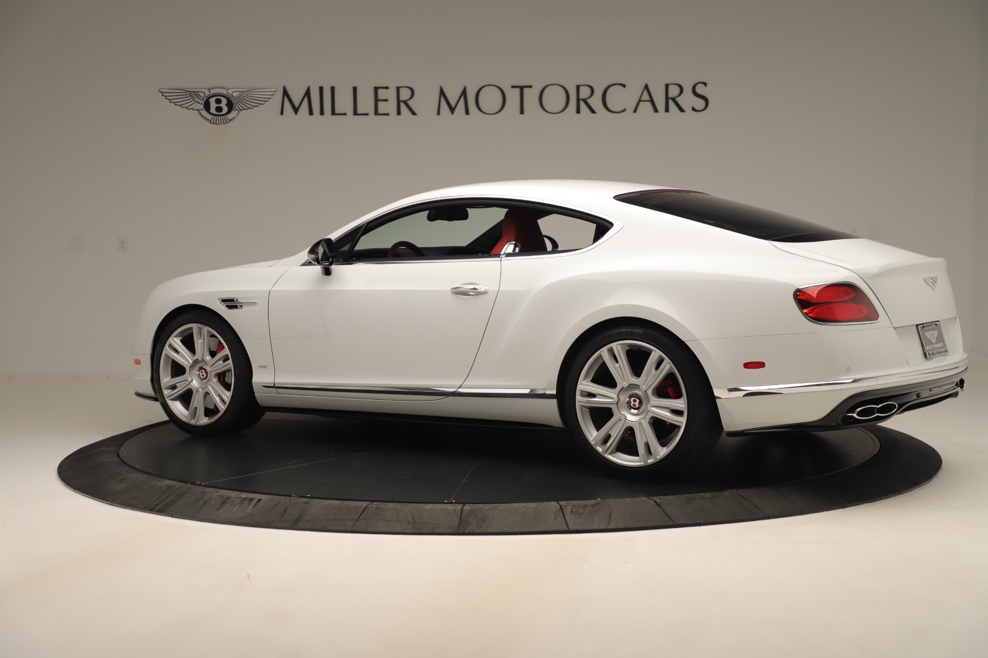 Used 2016 Bentley Continental GT V8 S For Sale In Greenwich, CT 3399_p4