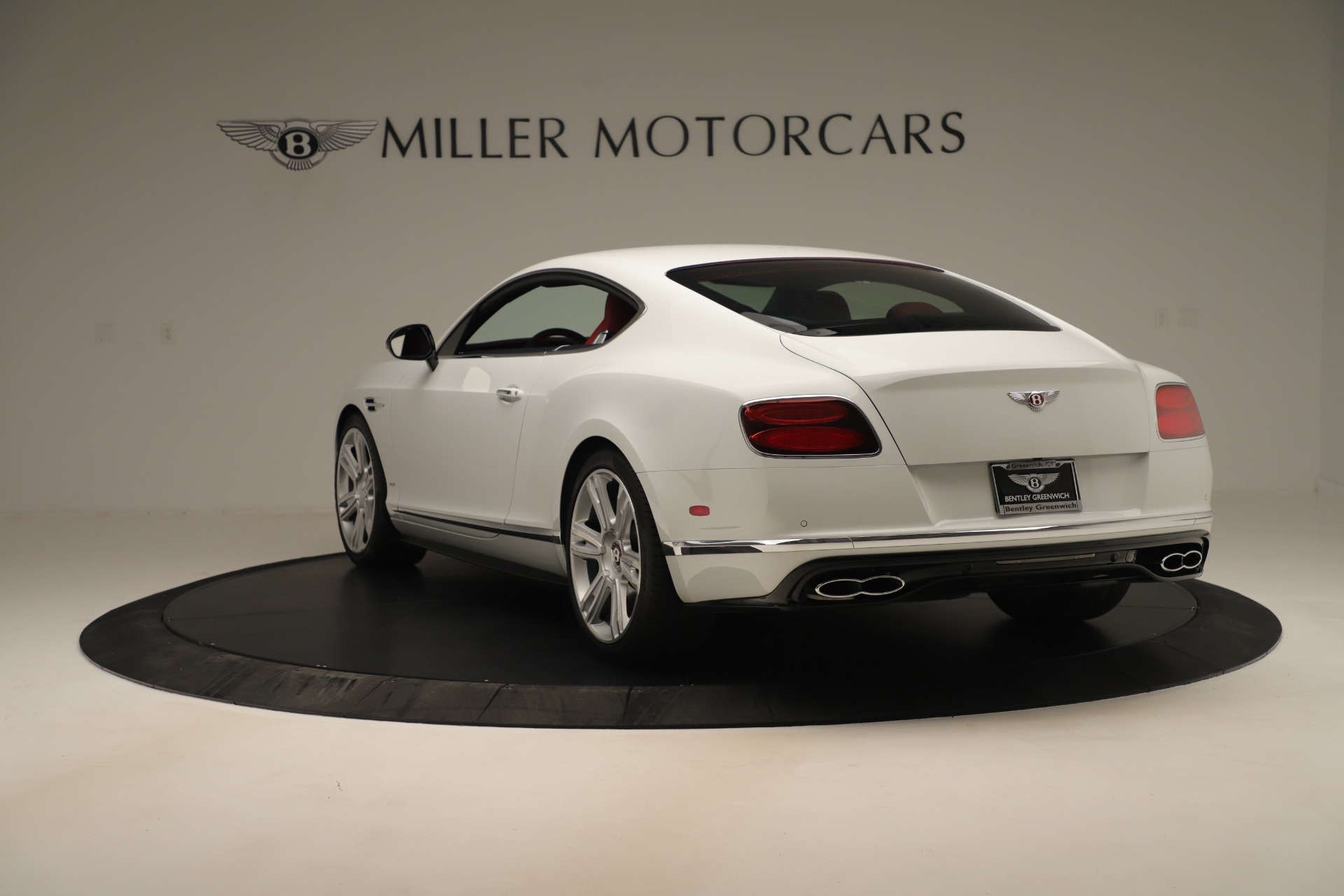 Used 2016 Bentley Continental GT V8 S For Sale In Greenwich, CT 3399_p5