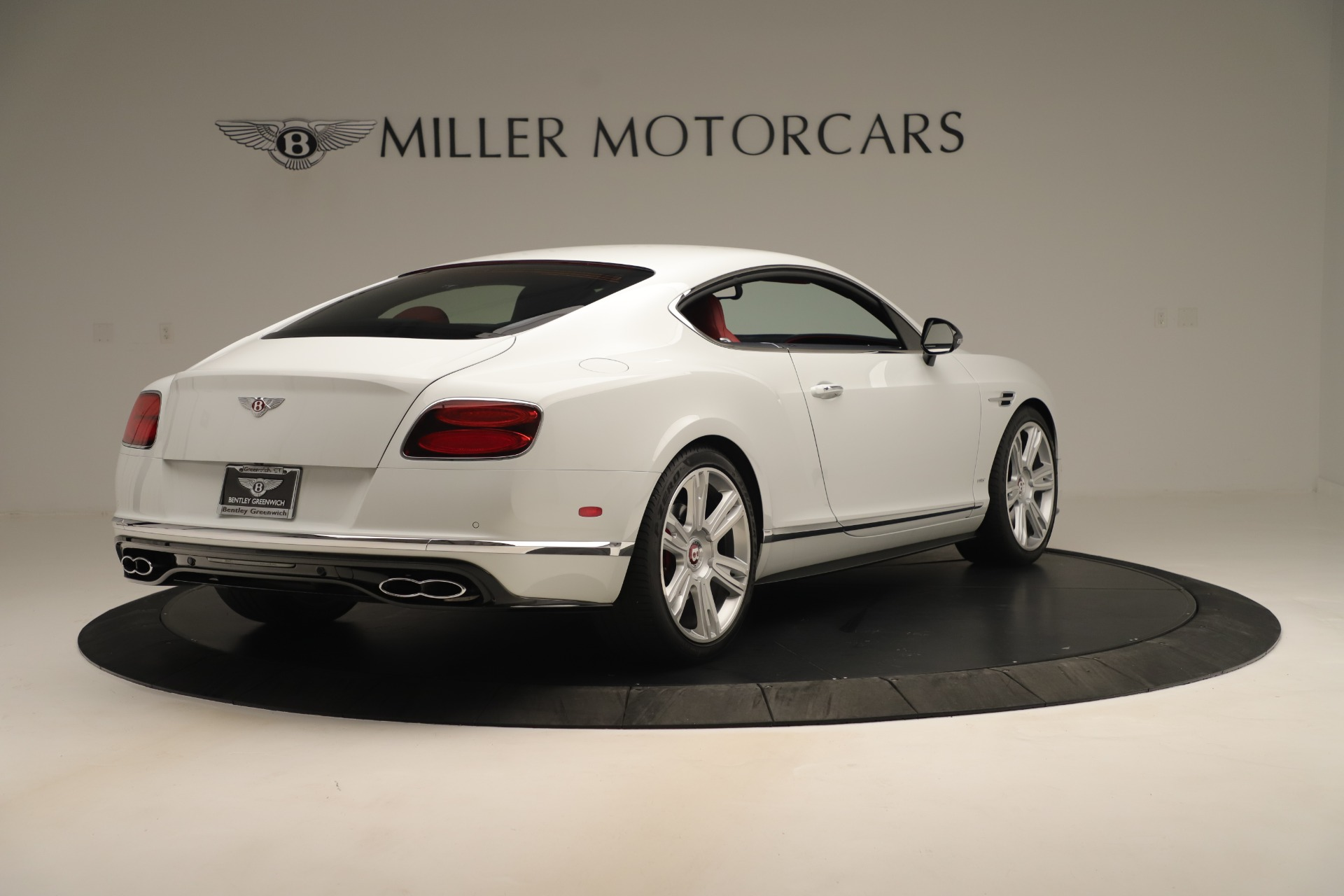 Used 2016 Bentley Continental GT V8 S For Sale In Greenwich, CT 3399_p7