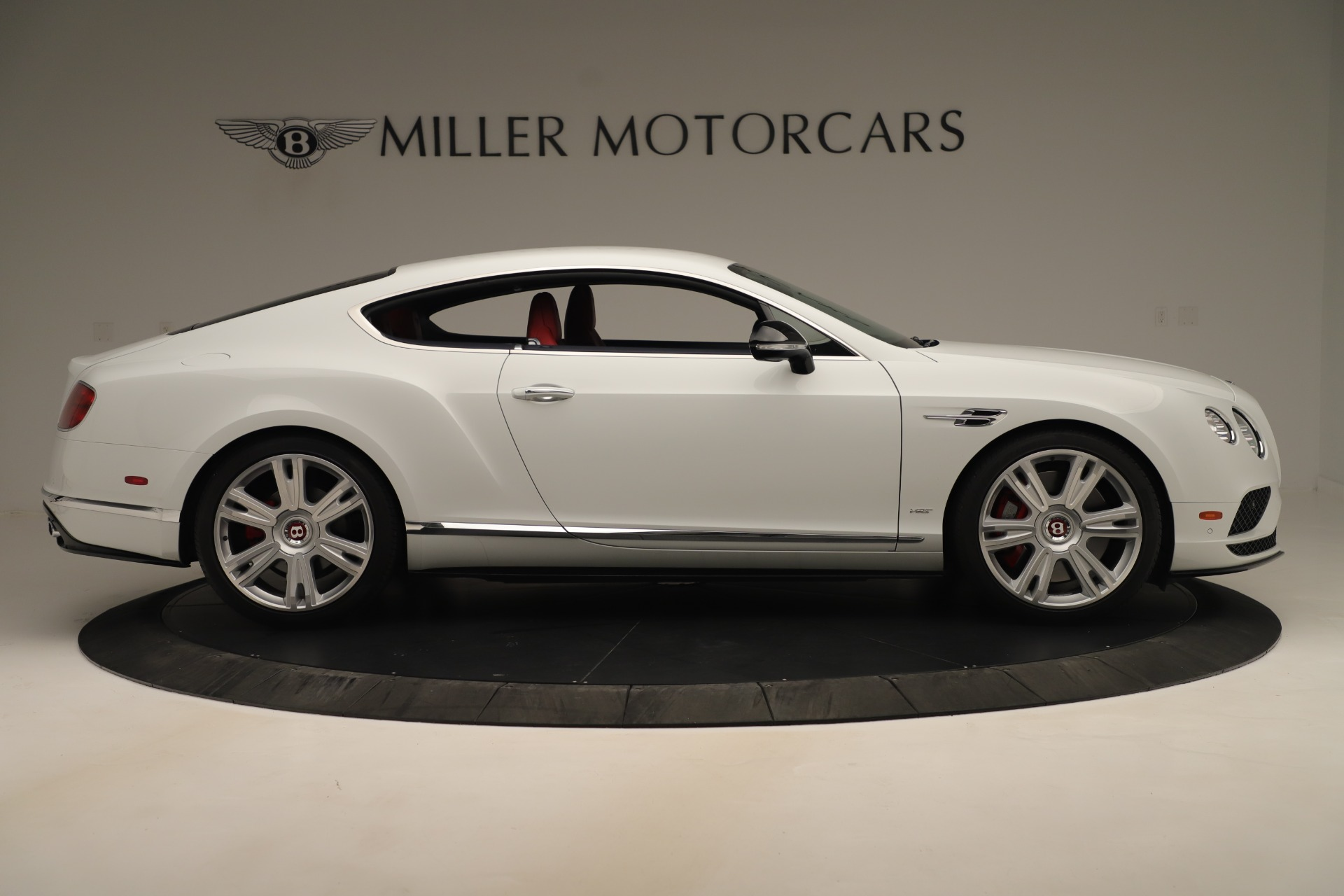 Used 2016 Bentley Continental GT V8 S For Sale In Greenwich, CT 3399_p9