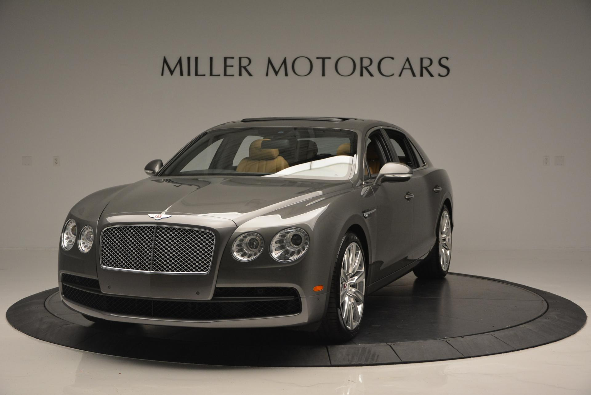Used 2016 Bentley Flying Spur V8  For Sale In Greenwich, CT 34_main