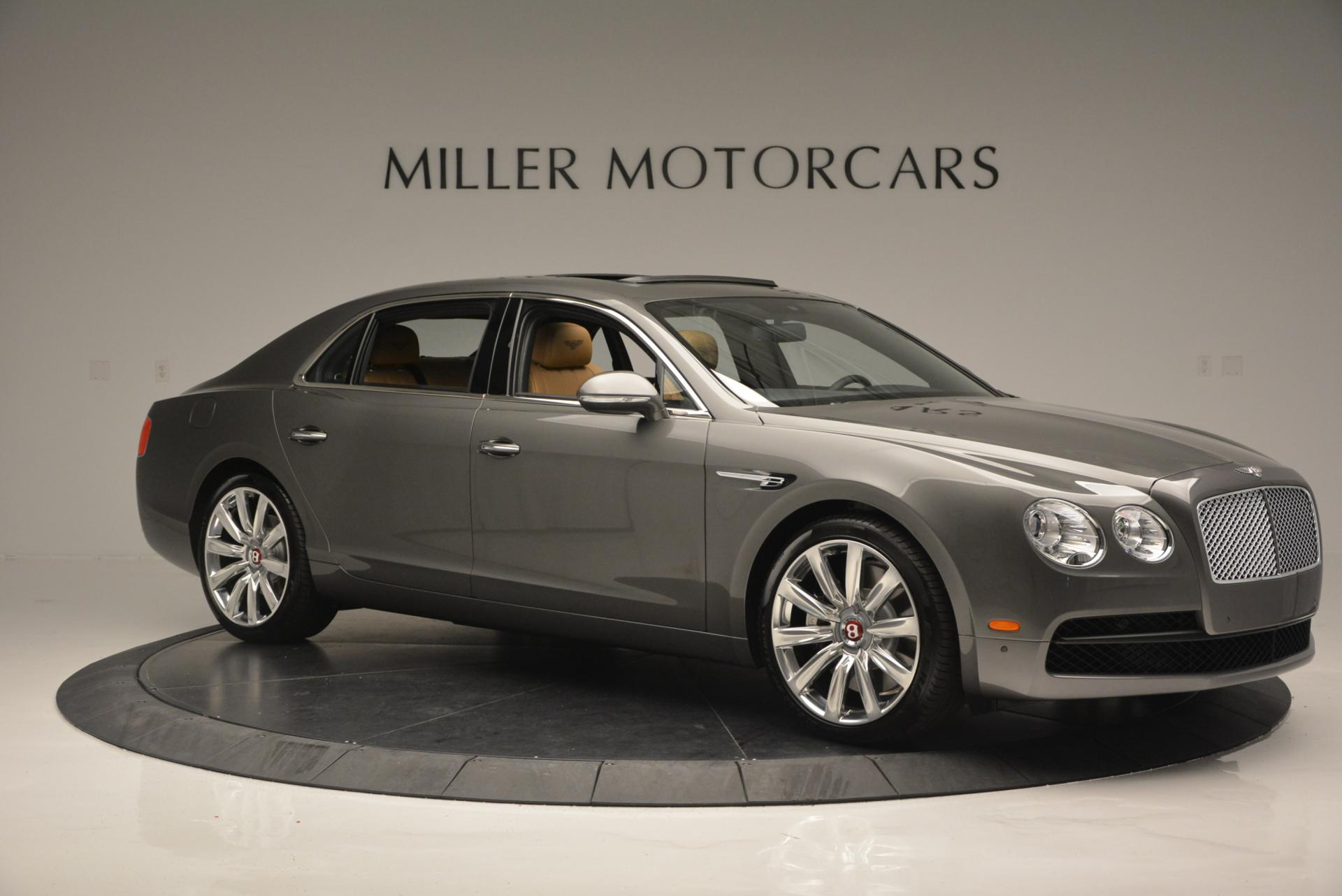 Used 2016 Bentley Flying Spur V8  For Sale In Greenwich, CT 34_p10