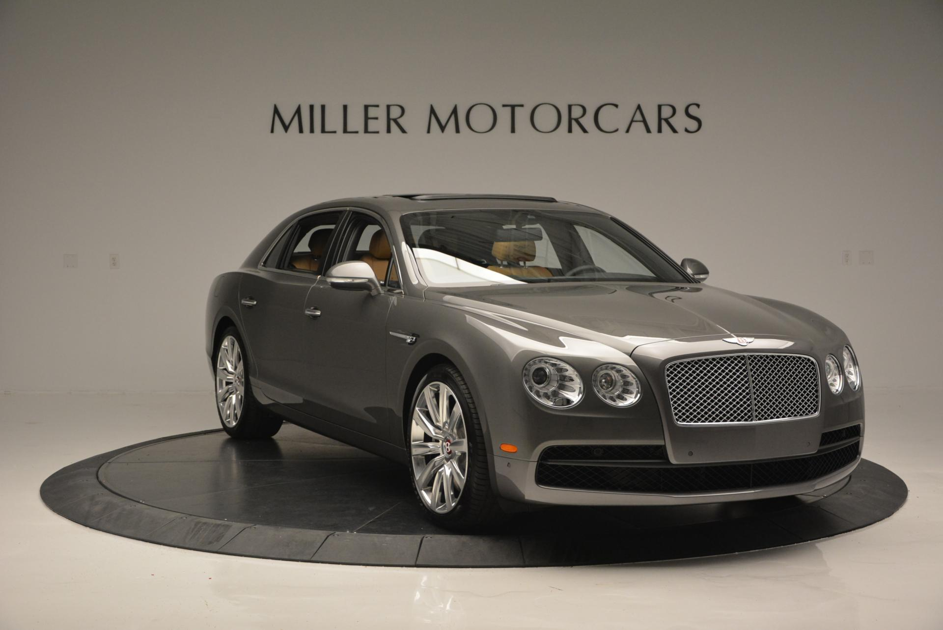 Used 2016 Bentley Flying Spur V8  For Sale In Greenwich, CT 34_p11