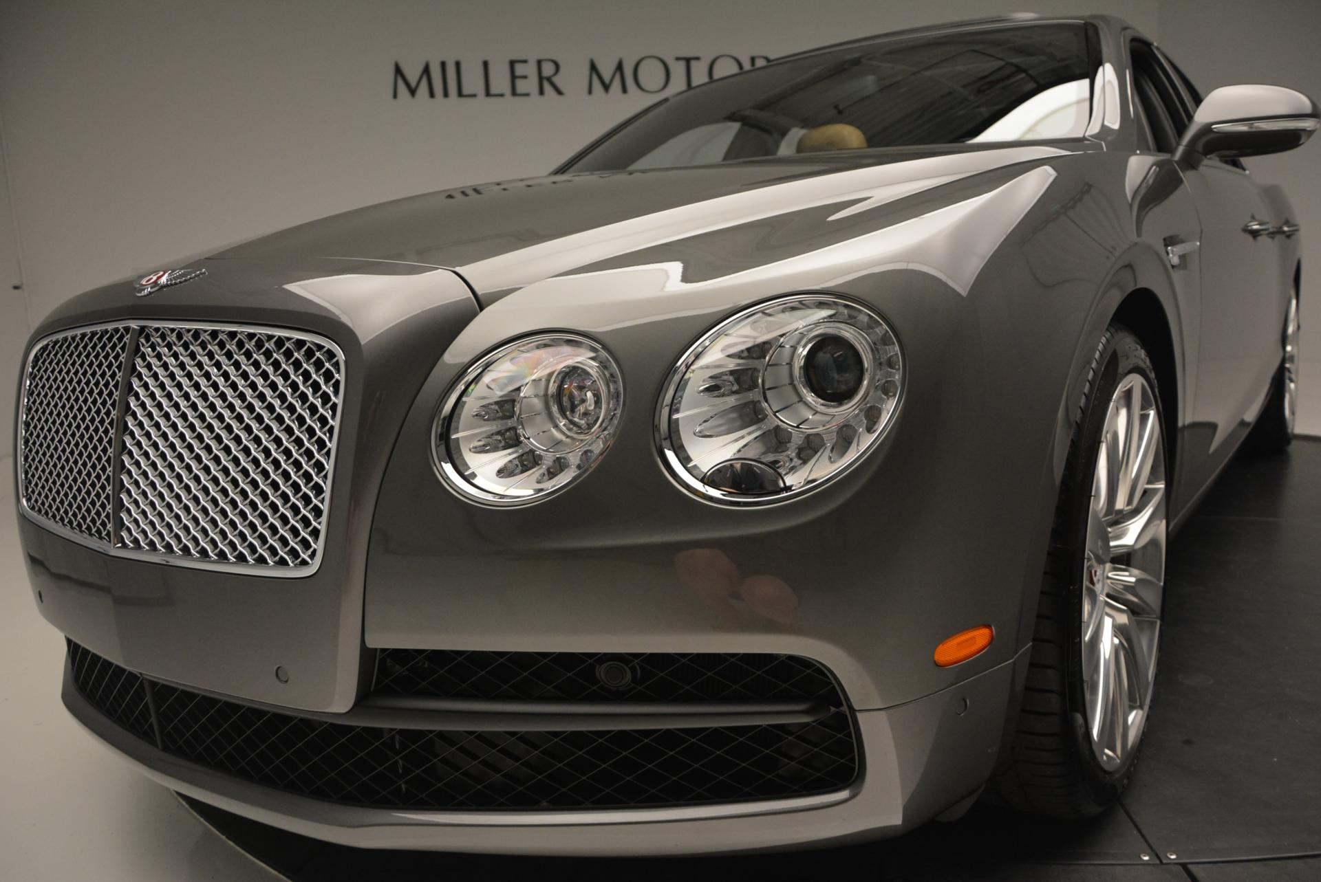 Used 2016 Bentley Flying Spur V8  For Sale In Greenwich, CT 34_p15