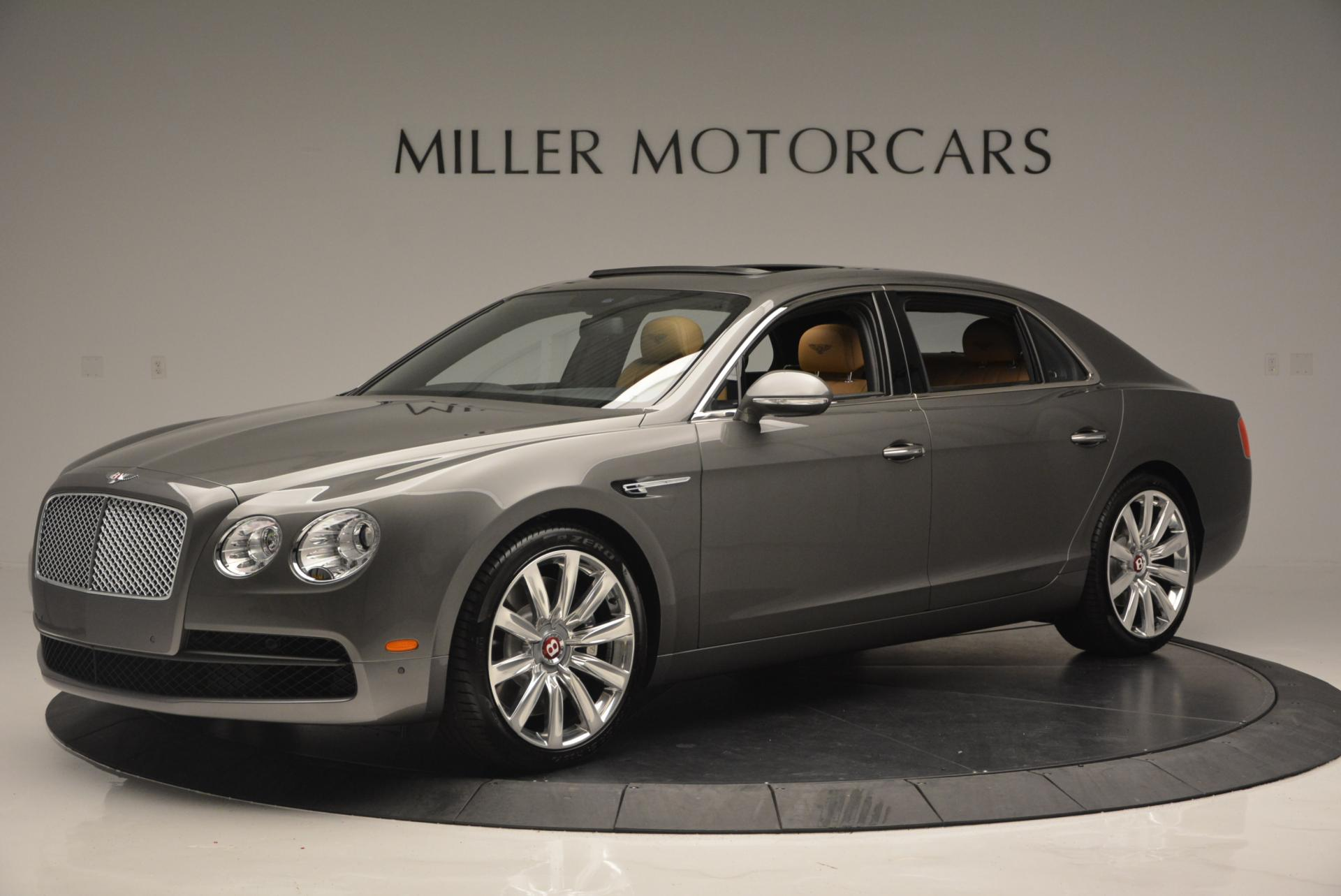 Used 2016 Bentley Flying Spur V8  For Sale In Greenwich, CT 34_p2