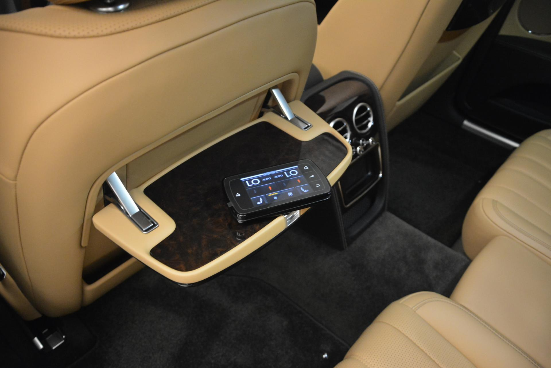 Used 2016 Bentley Flying Spur V8  For Sale In Greenwich, CT 34_p31