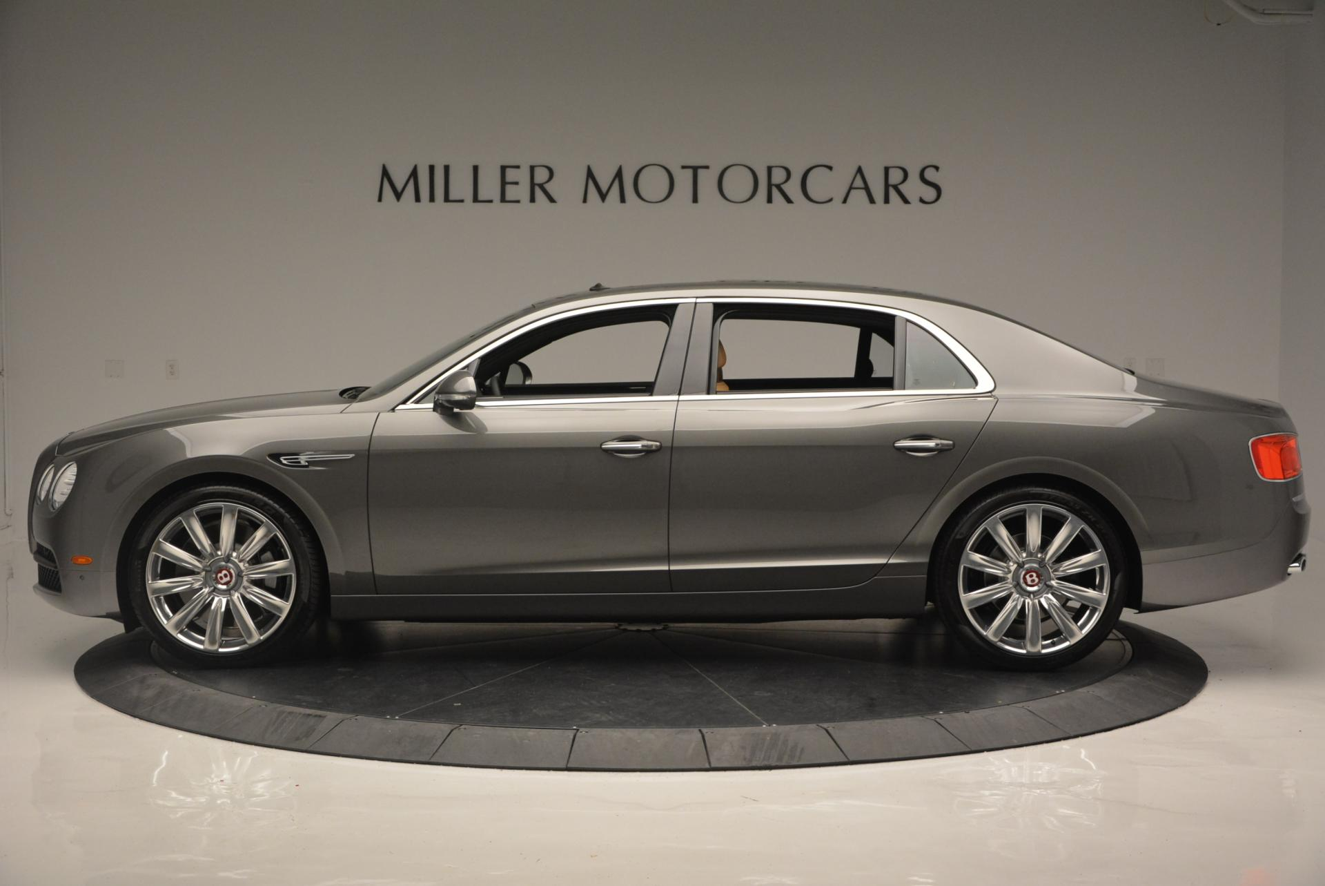 Used 2016 Bentley Flying Spur V8  For Sale In Greenwich, CT 34_p3