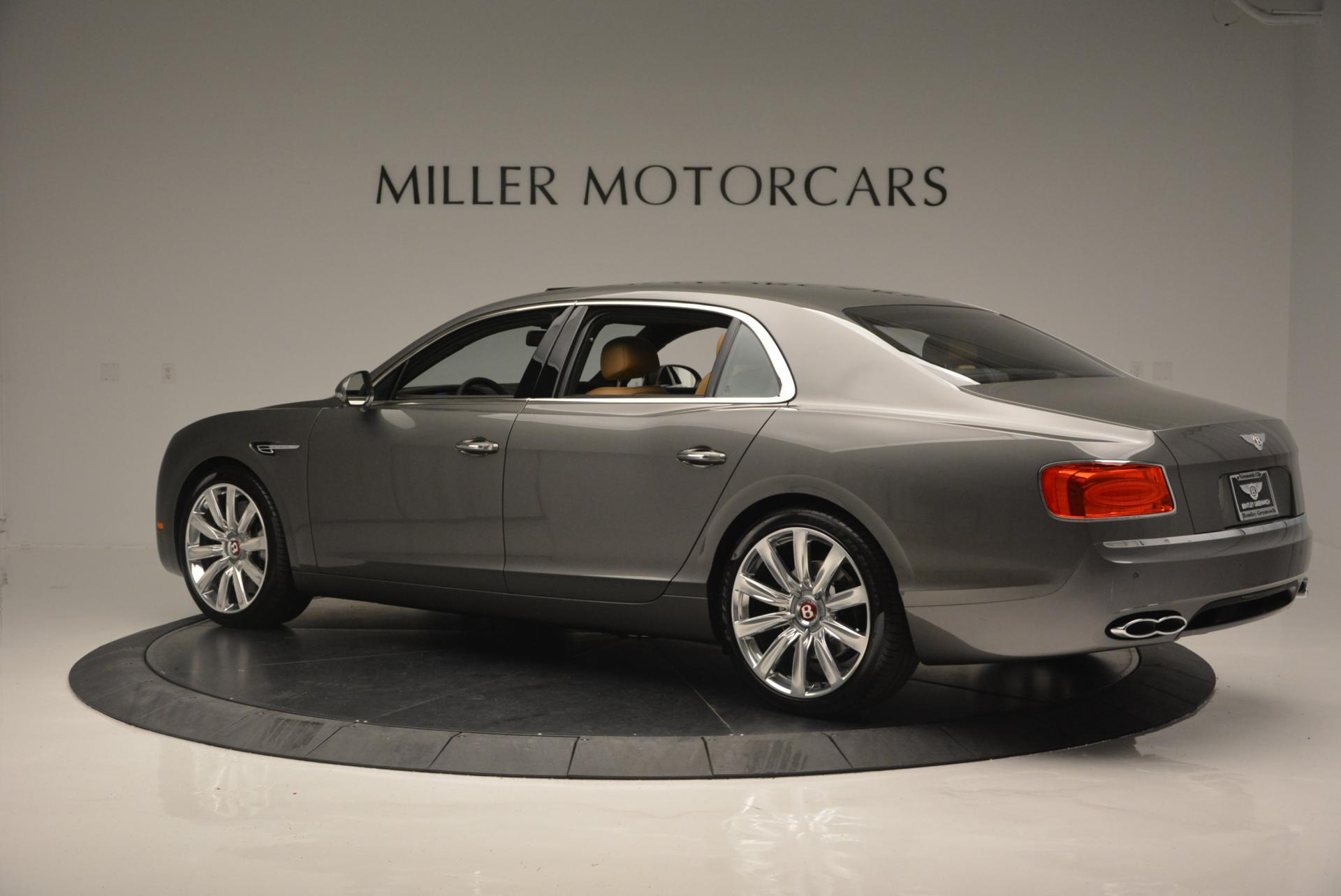 Used 2016 Bentley Flying Spur V8  For Sale In Greenwich, CT 34_p4