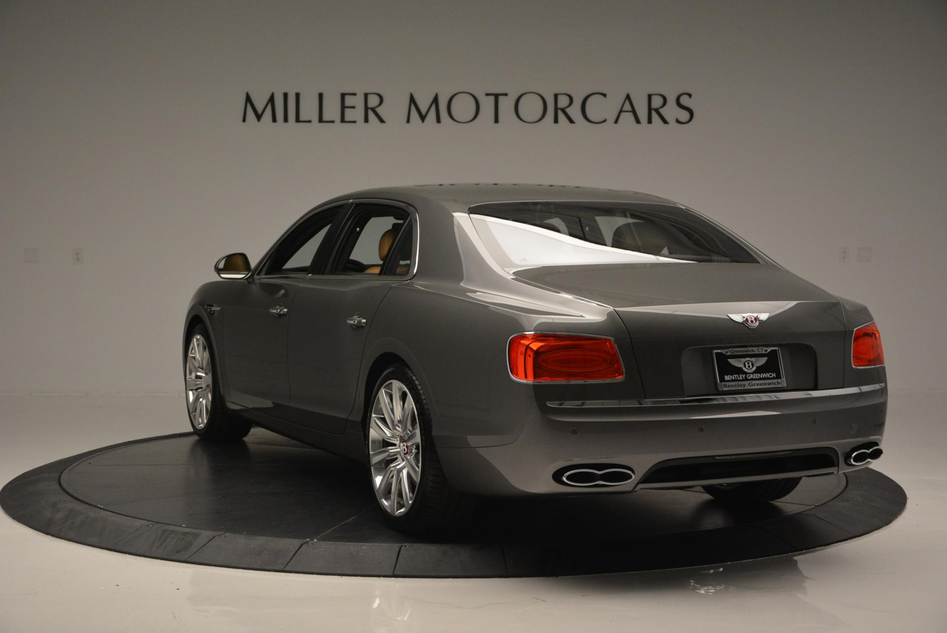 Used 2016 Bentley Flying Spur V8  For Sale In Greenwich, CT 34_p5