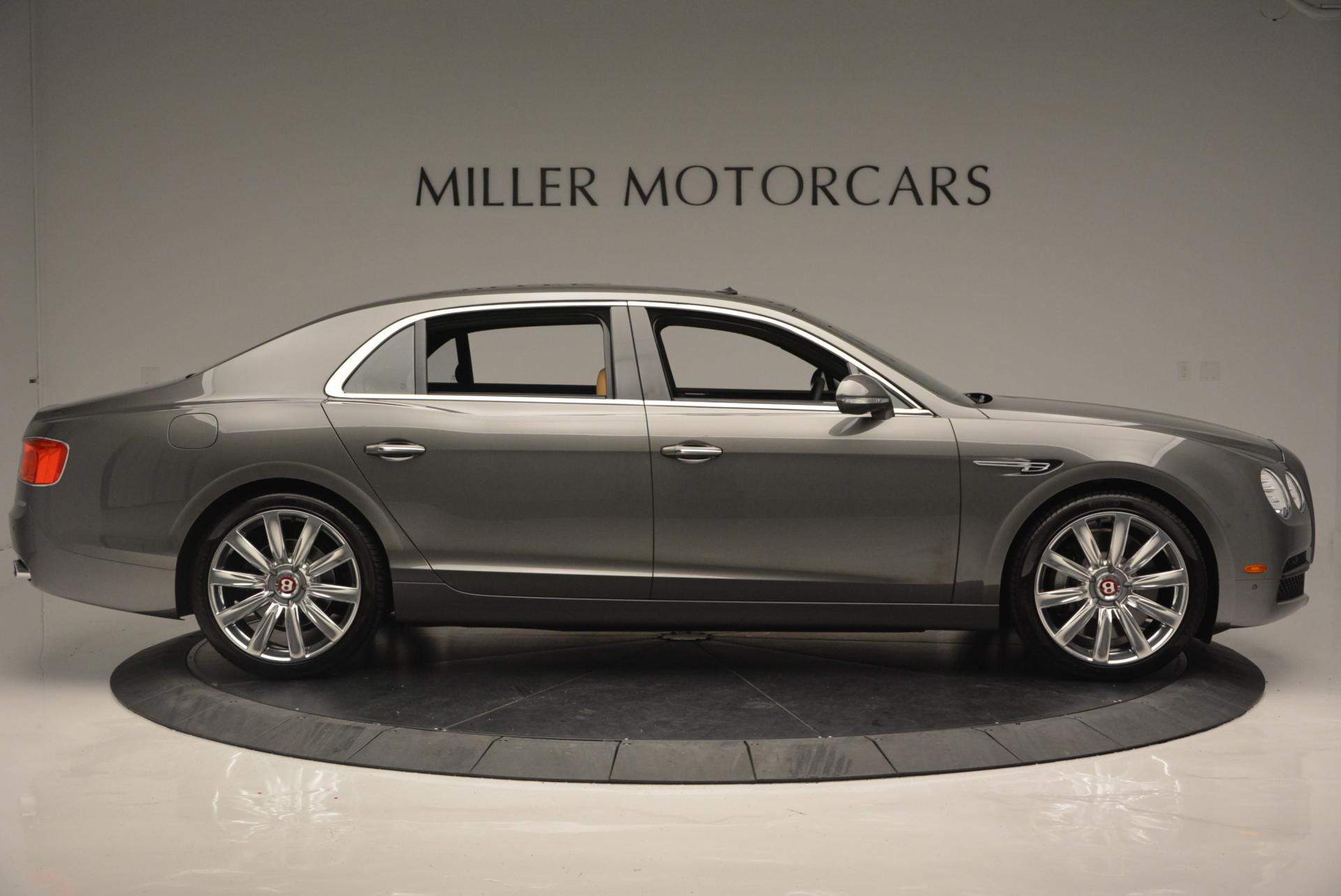 Used 2016 Bentley Flying Spur V8  For Sale In Greenwich, CT 34_p9