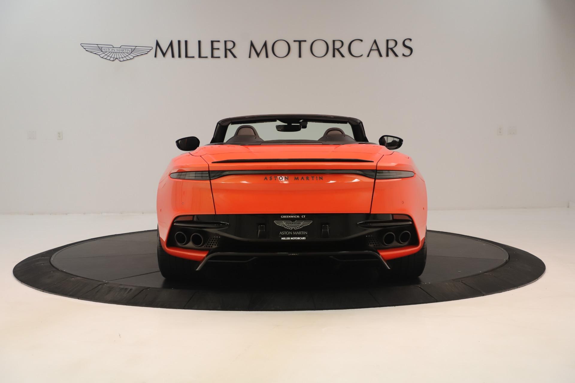 New 2020 Aston Martin DBS Superleggera For Sale In Greenwich, CT 3401_p10
