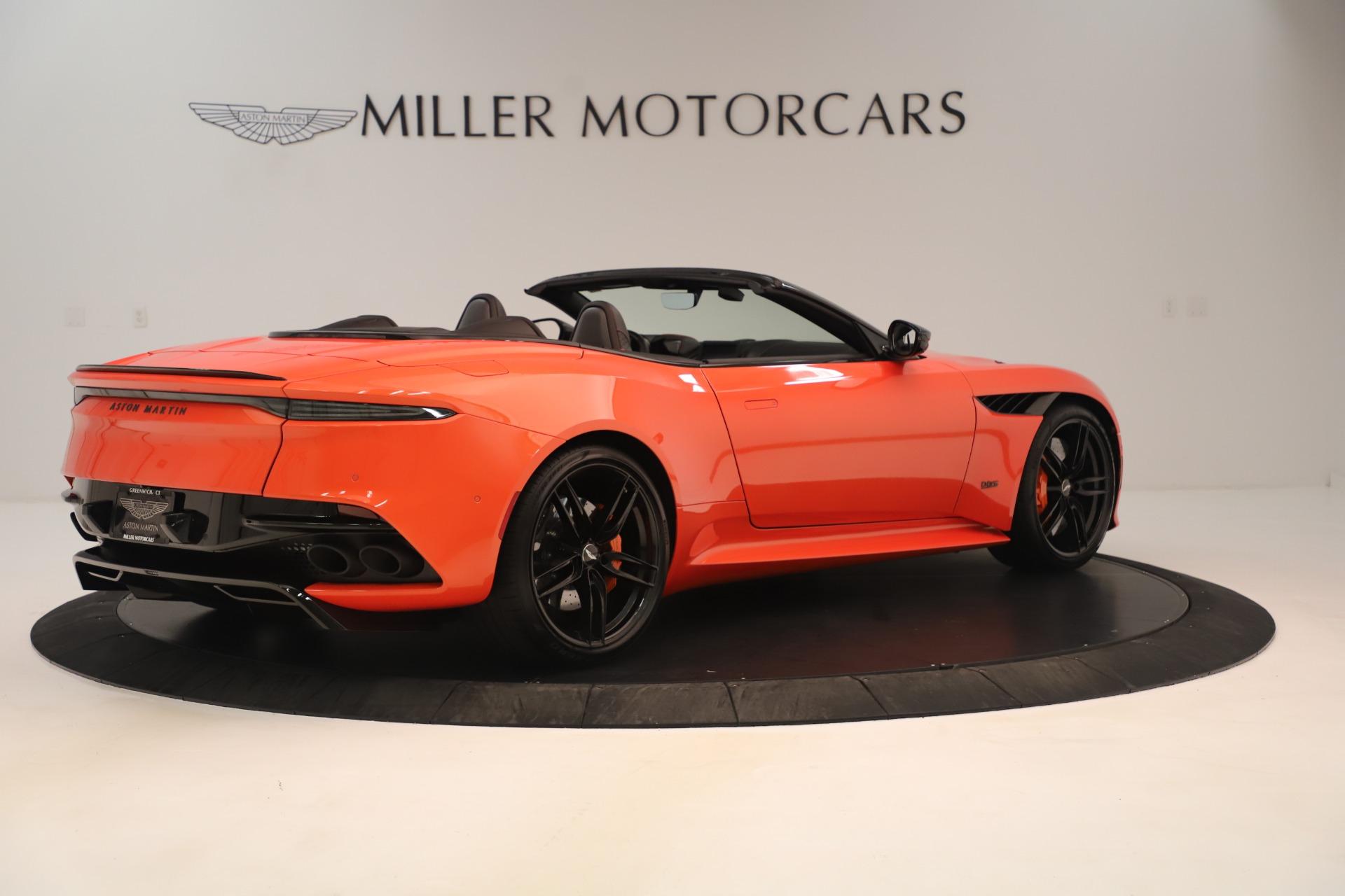 New 2020 Aston Martin DBS Superleggera For Sale In Greenwich, CT 3401_p12
