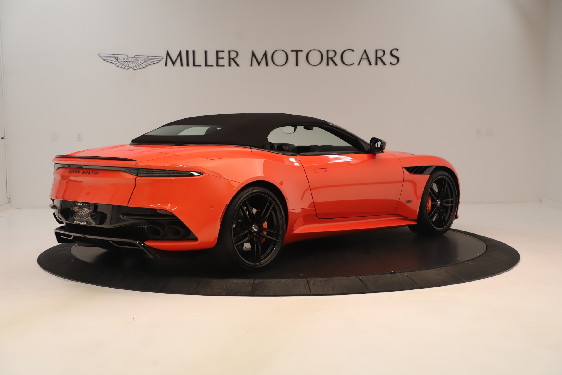New 2020 Aston Martin DBS Superleggera For Sale In Greenwich, CT 3401_p27