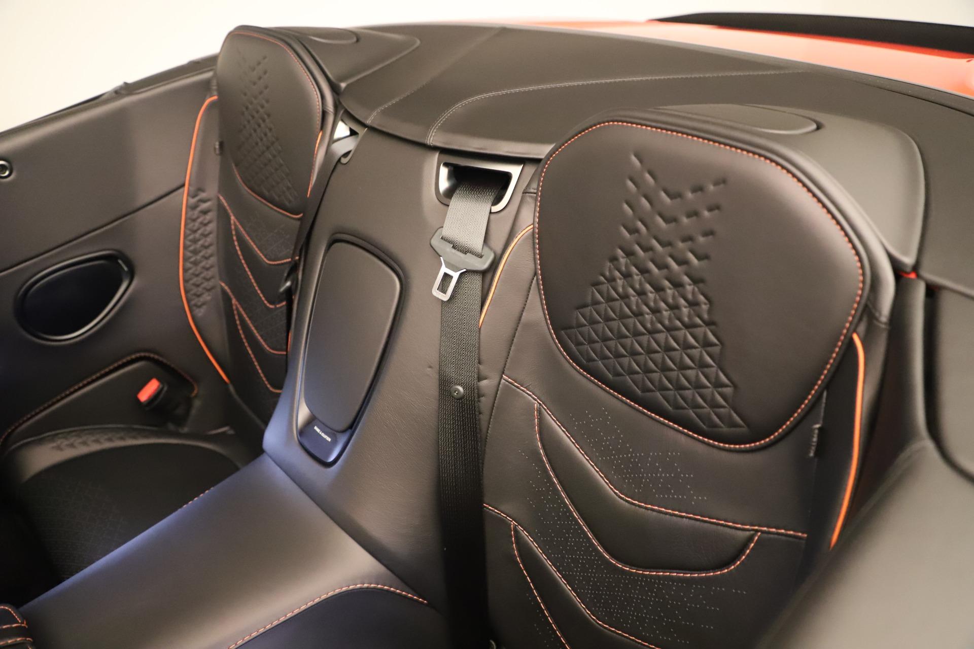 New 2020 Aston Martin DBS Superleggera For Sale In Greenwich, CT 3401_p34