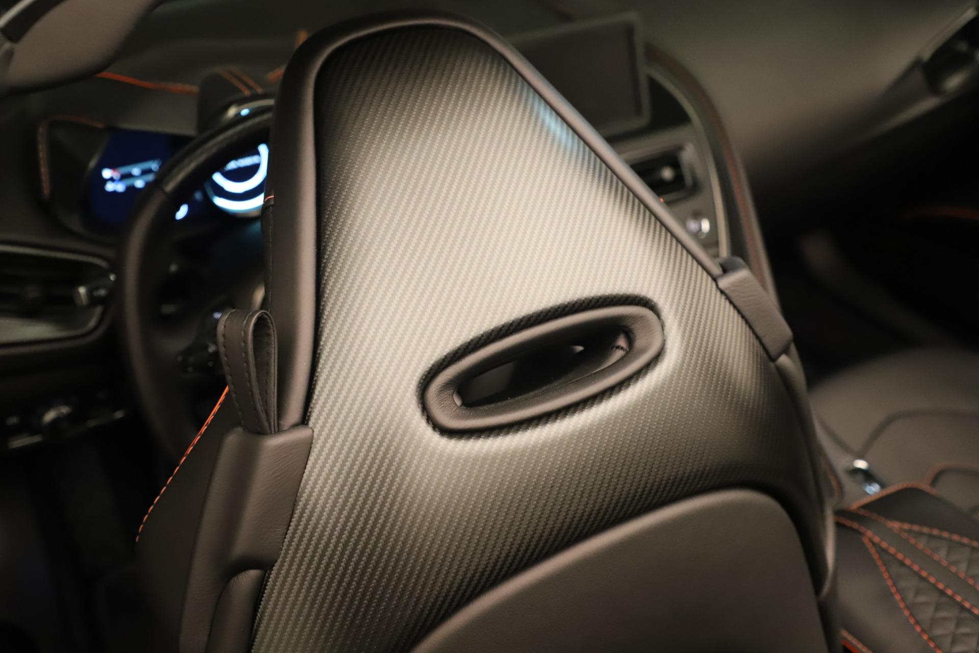 New 2020 Aston Martin DBS Superleggera For Sale In Greenwich, CT 3401_p39