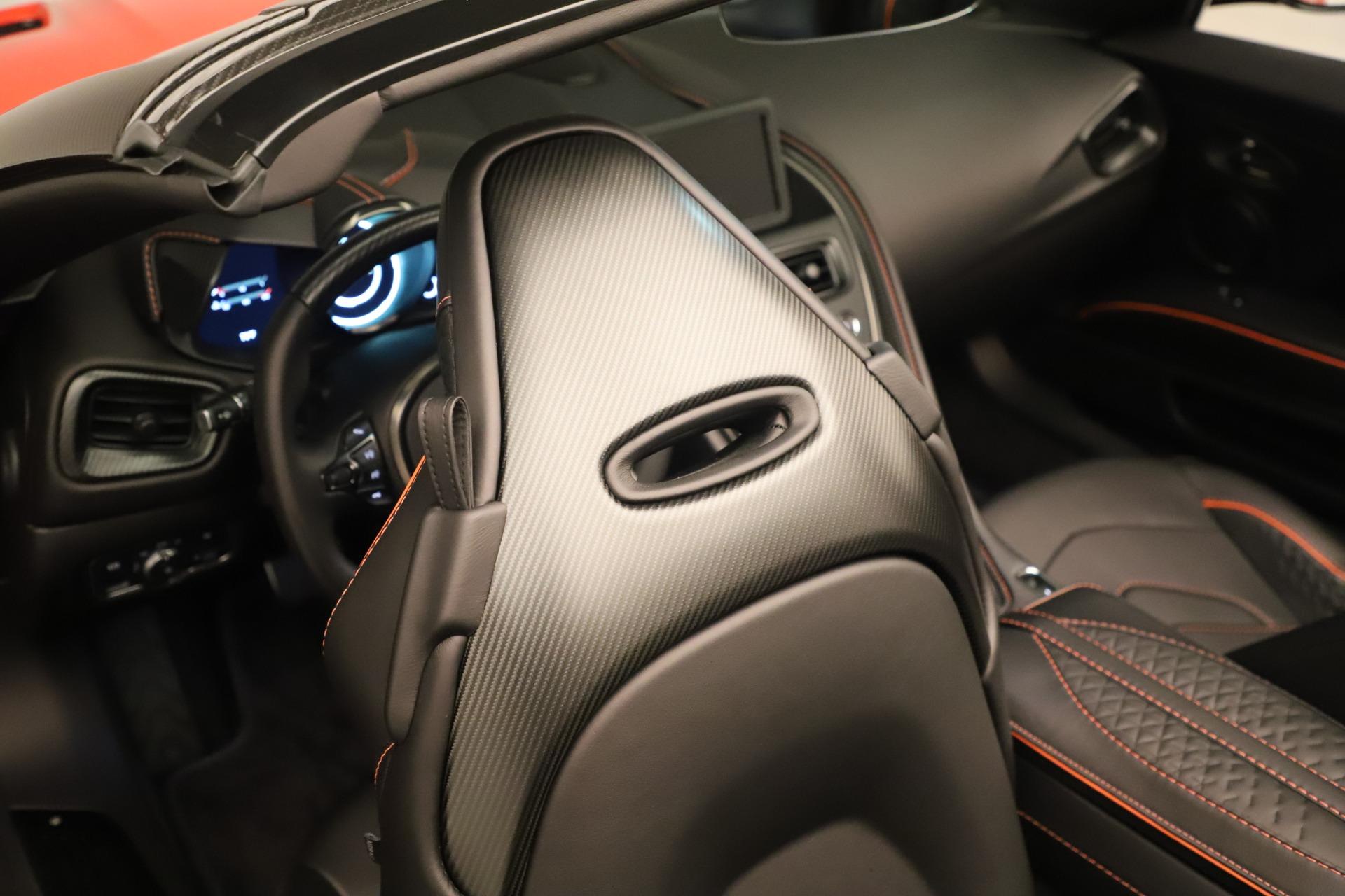 New 2020 Aston Martin DBS Superleggera For Sale In Greenwich, CT 3401_p40