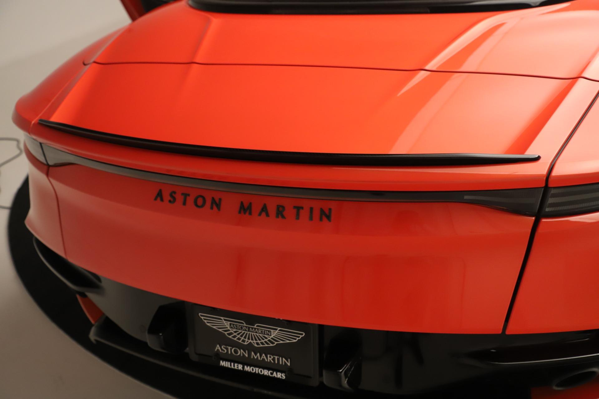 New 2020 Aston Martin DBS Superleggera For Sale In Greenwich, CT 3401_p52