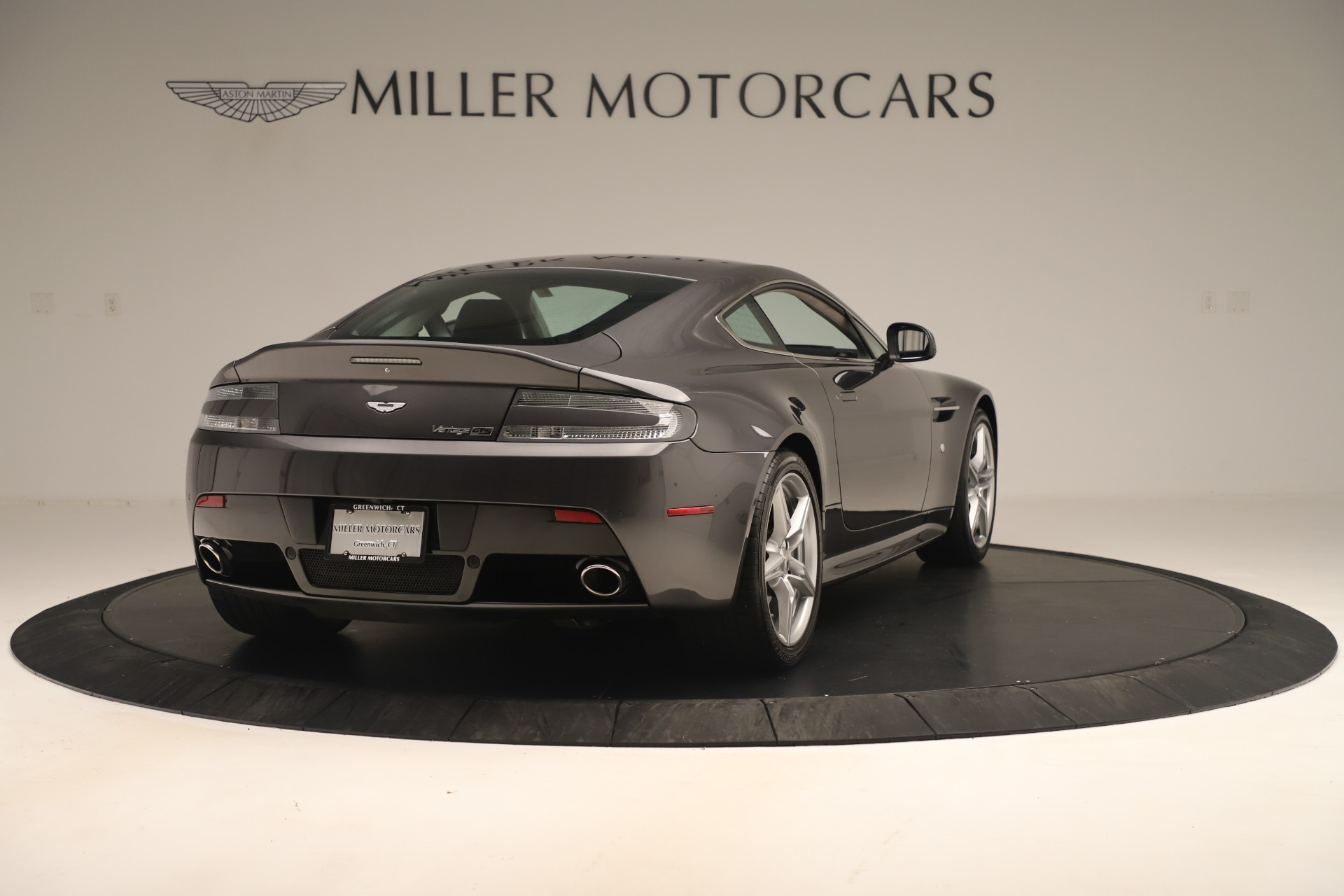 Used 2016 Aston Martin V8 Vantage S For Sale In Greenwich, CT 3402_p6