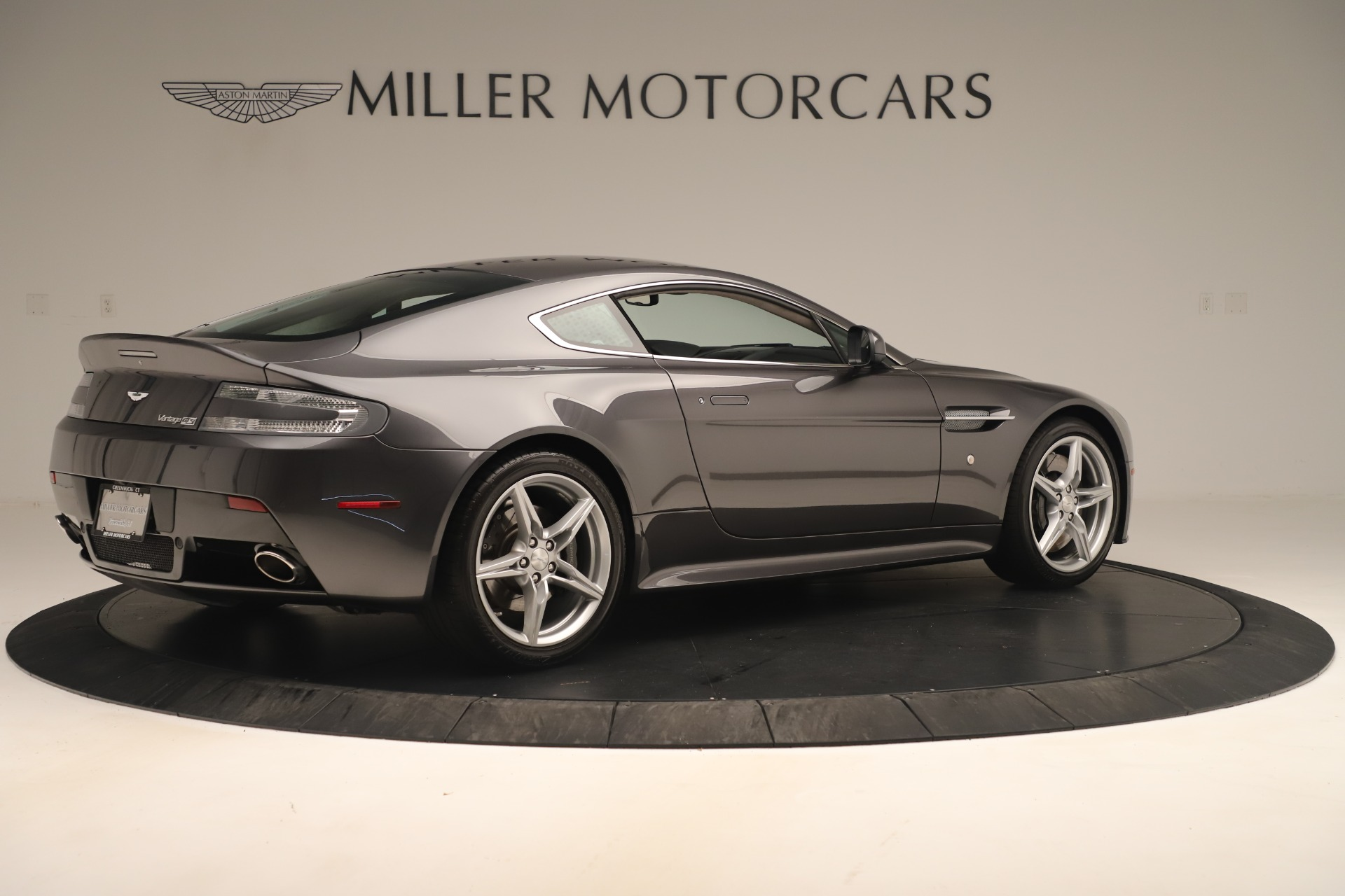 Used 2016 Aston Martin V8 Vantage S For Sale In Greenwich, CT 3402_p7