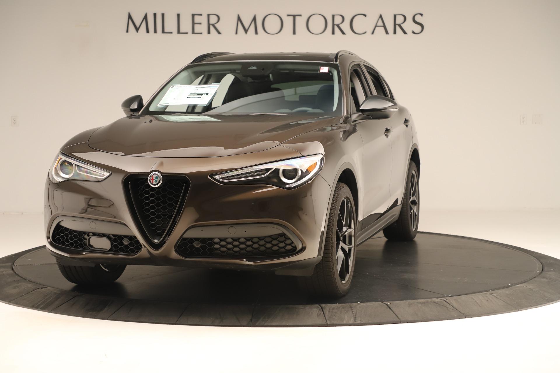 New 2019 Alfa Romeo Stelvio Ti Q4 For Sale In Greenwich, CT 3403_main