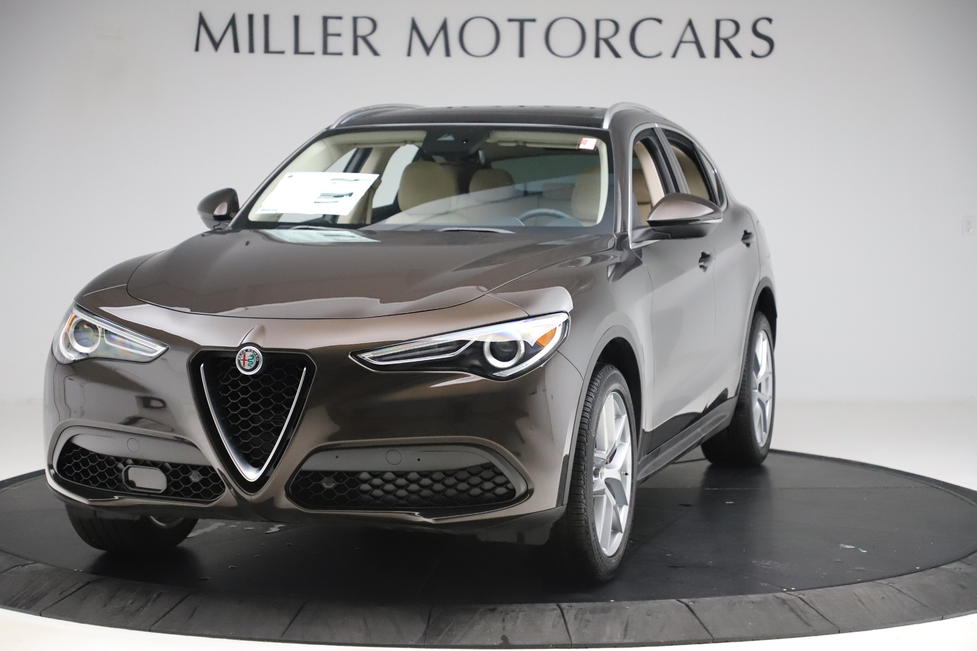 New 2019 Alfa Romeo Stelvio Ti Lusso Q4 For Sale In Greenwich, CT