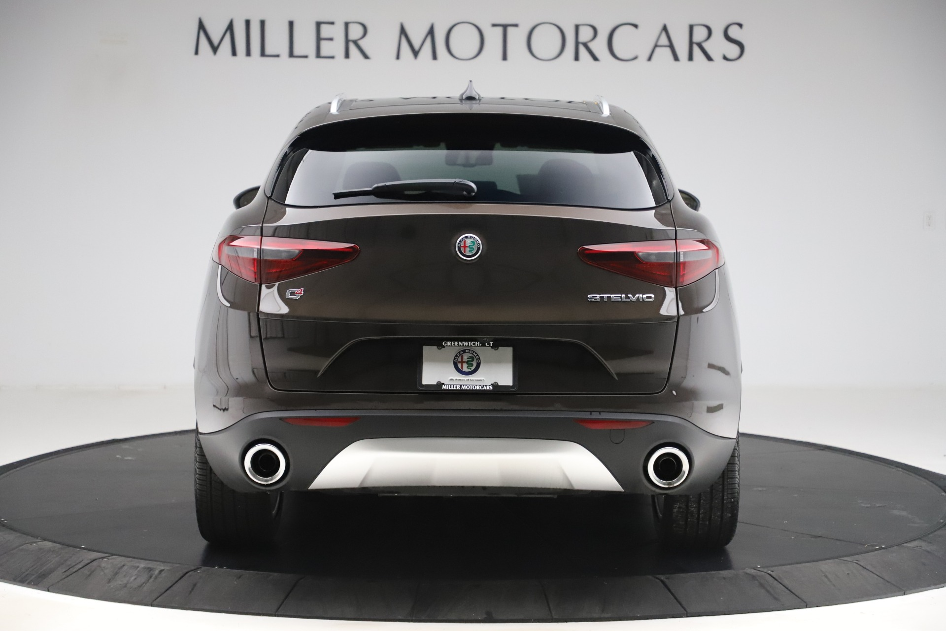 New 2019 Alfa Romeo Stelvio Ti Lusso Q4 For Sale In Greenwich, CT 3404_p6