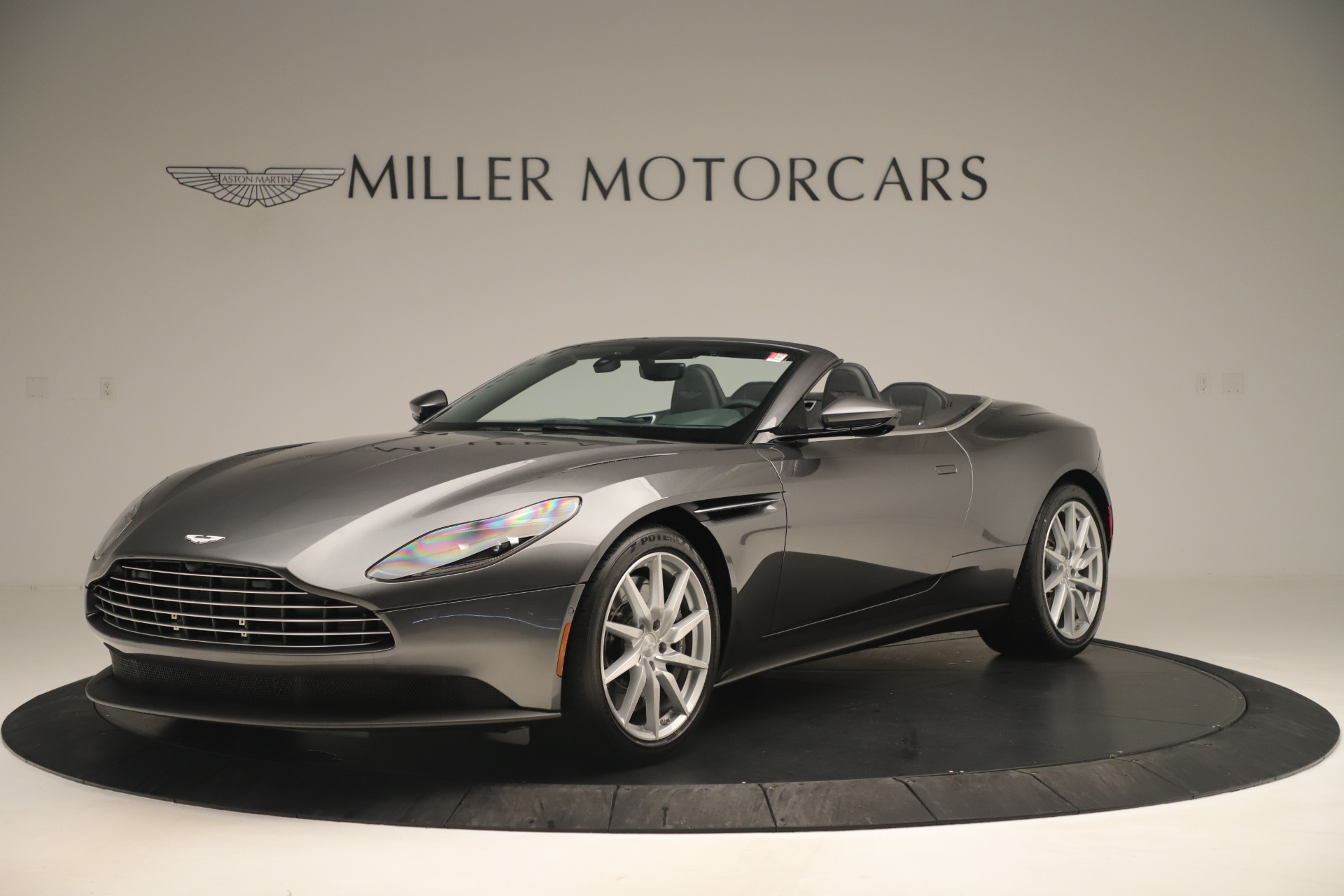 New 2020 Aston Martin DB11 V8 Convertible For Sale In Greenwich, CT 3406_main