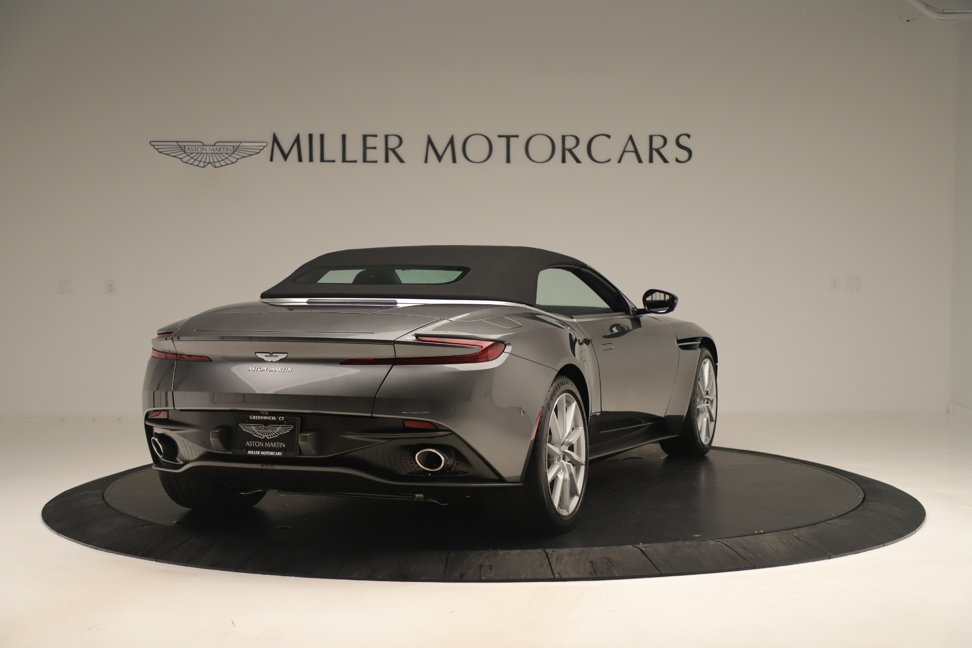 New 2020 Aston Martin DB11 V8 Convertible For Sale In Greenwich, CT 3406_p29