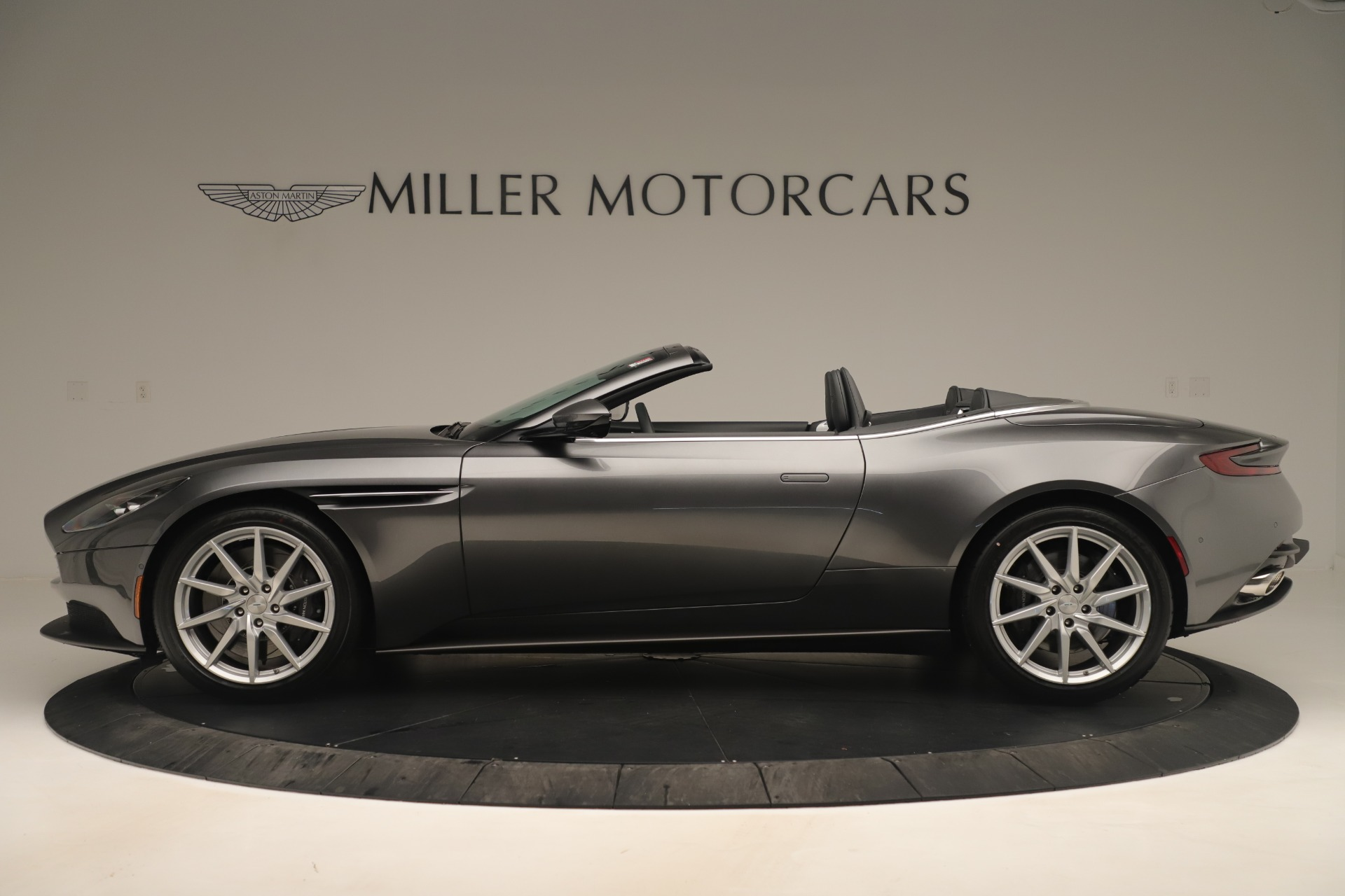 New 2020 Aston Martin DB11 V8 Convertible For Sale In Greenwich, CT 3406_p3
