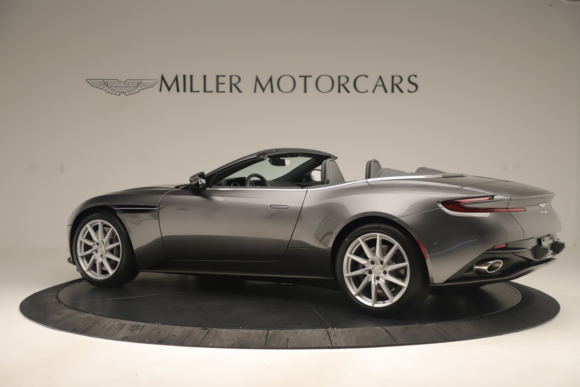New 2020 Aston Martin DB11 V8 Convertible For Sale In Greenwich, CT 3406_p4