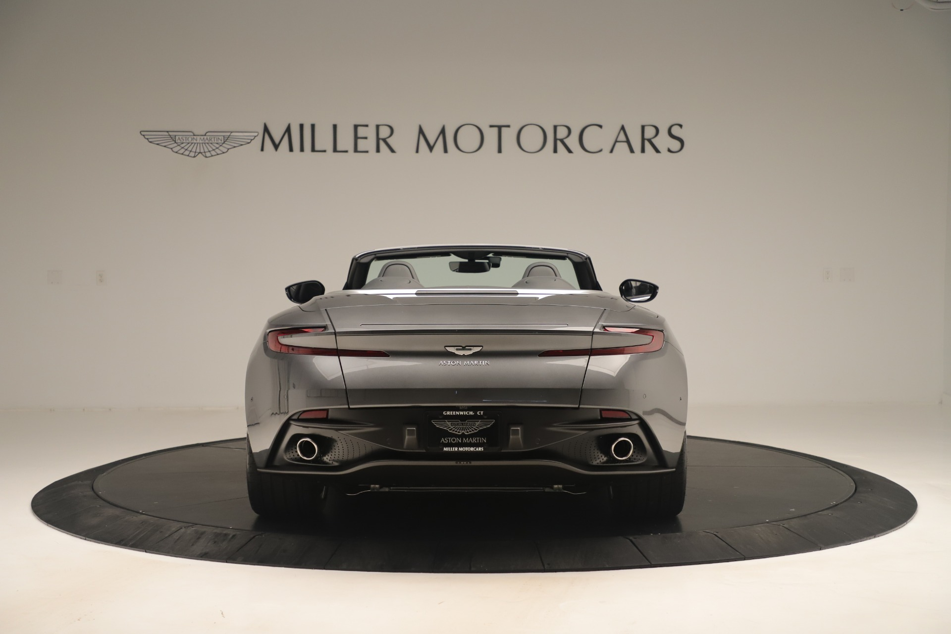 New 2020 Aston Martin DB11 V8 Convertible For Sale In Greenwich, CT 3406_p6