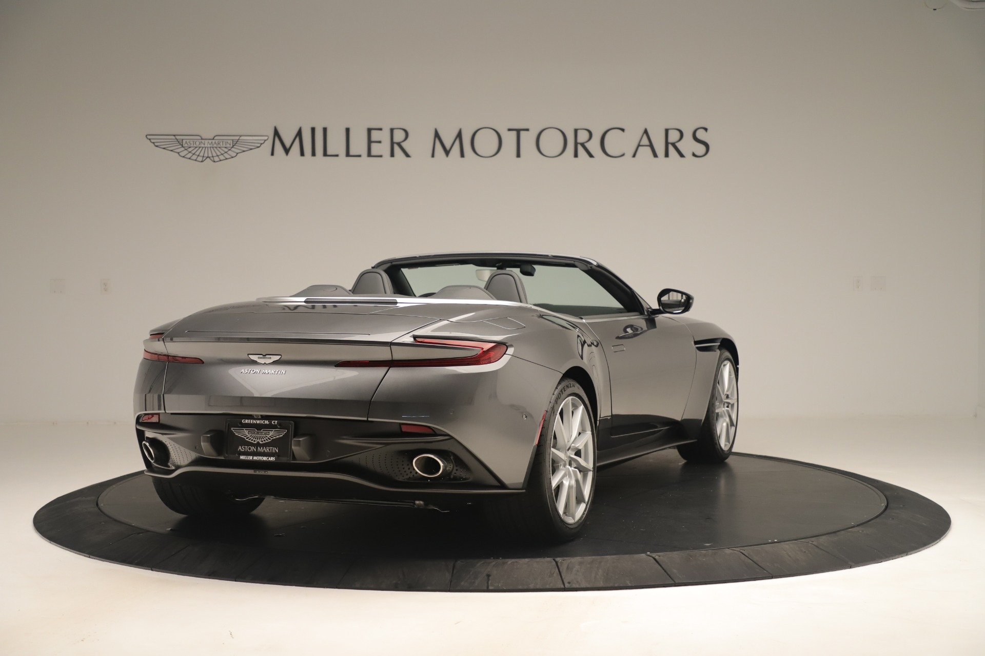 New 2020 Aston Martin DB11 V8 Convertible For Sale In Greenwich, CT 3406_p7