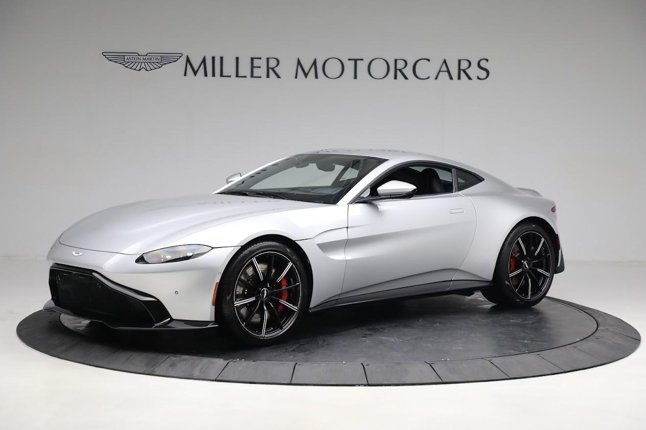 New 2020 Aston Martin Vantage  For Sale In Greenwich, CT 3407_main