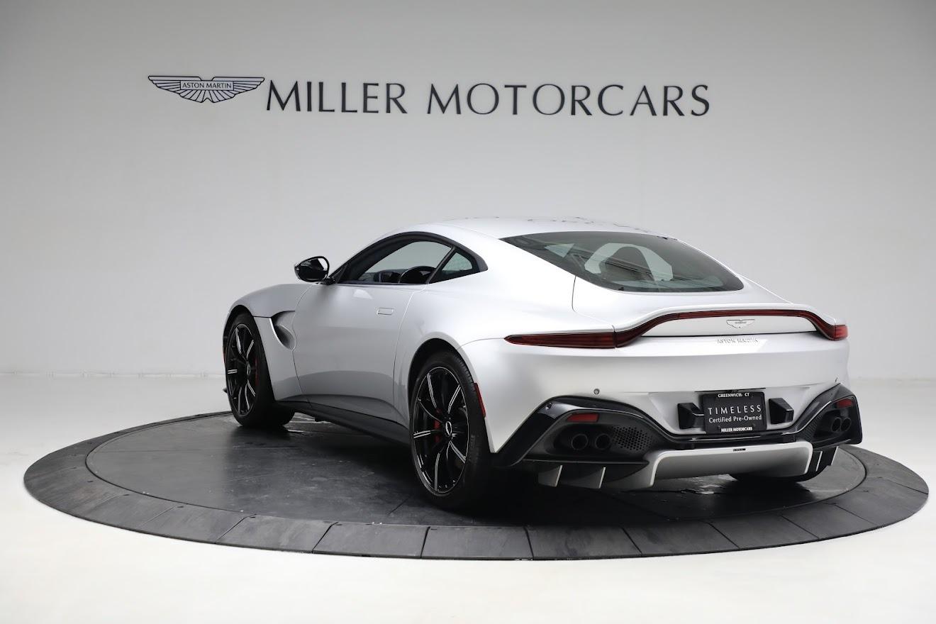 New 2020 Aston Martin Vantage  For Sale In Greenwich, CT 3407_p4