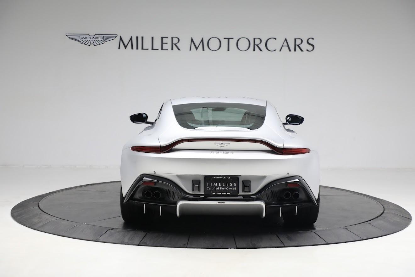 New 2020 Aston Martin Vantage  For Sale In Greenwich, CT 3407_p5