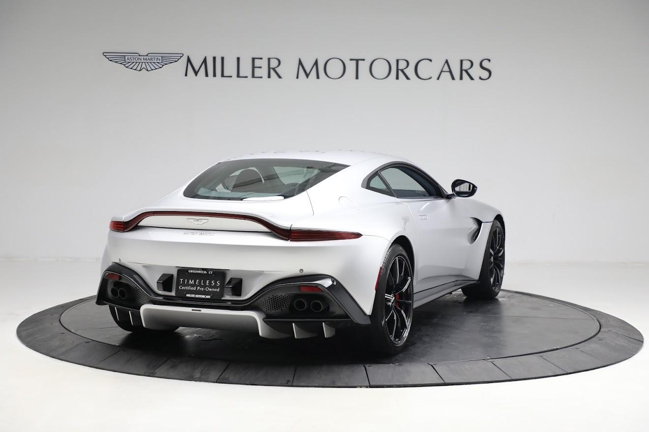New 2020 Aston Martin Vantage  For Sale In Greenwich, CT 3407_p6