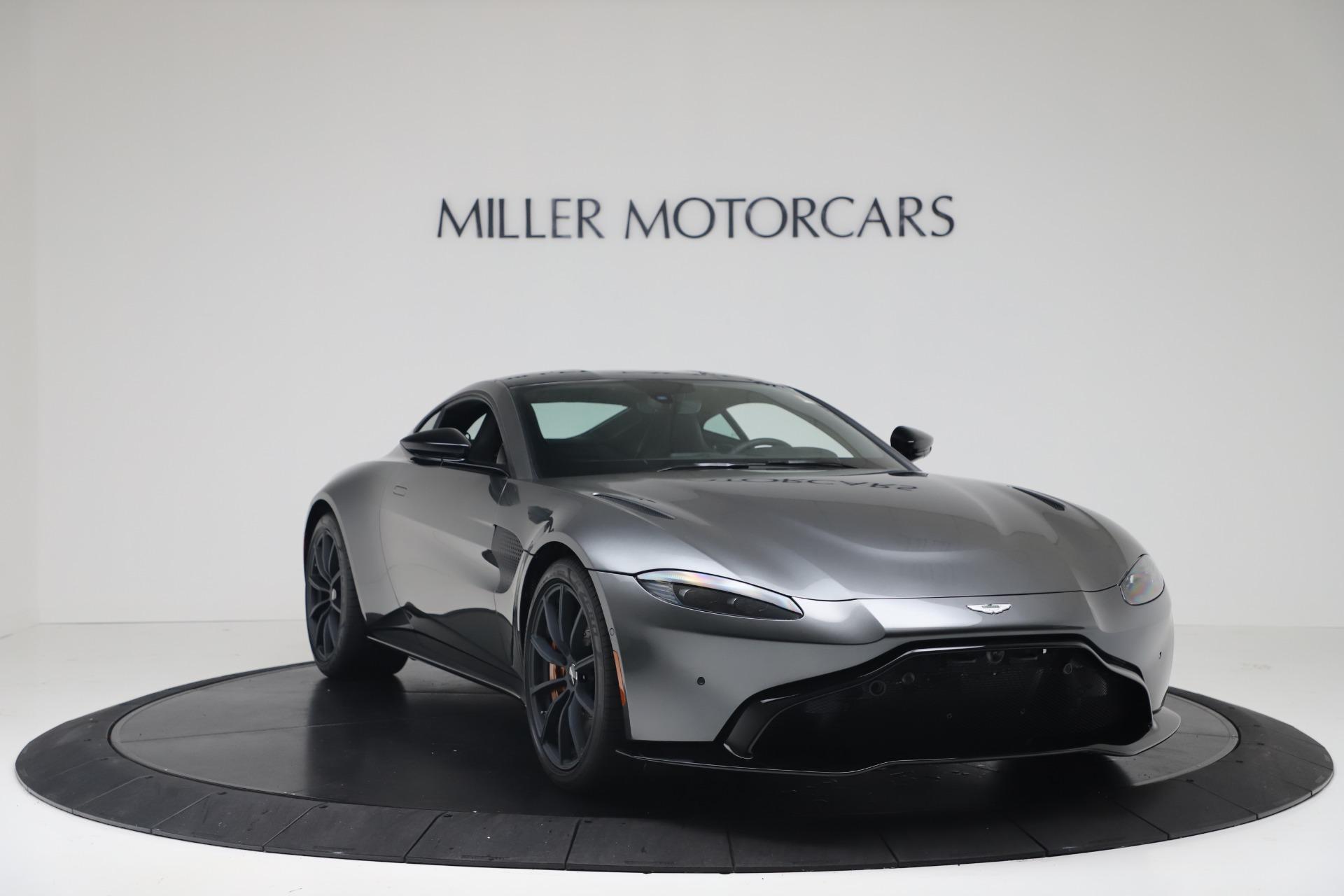 New 2020 Aston Martin Vantage V8 For Sale In Greenwich, CT 3408_p12