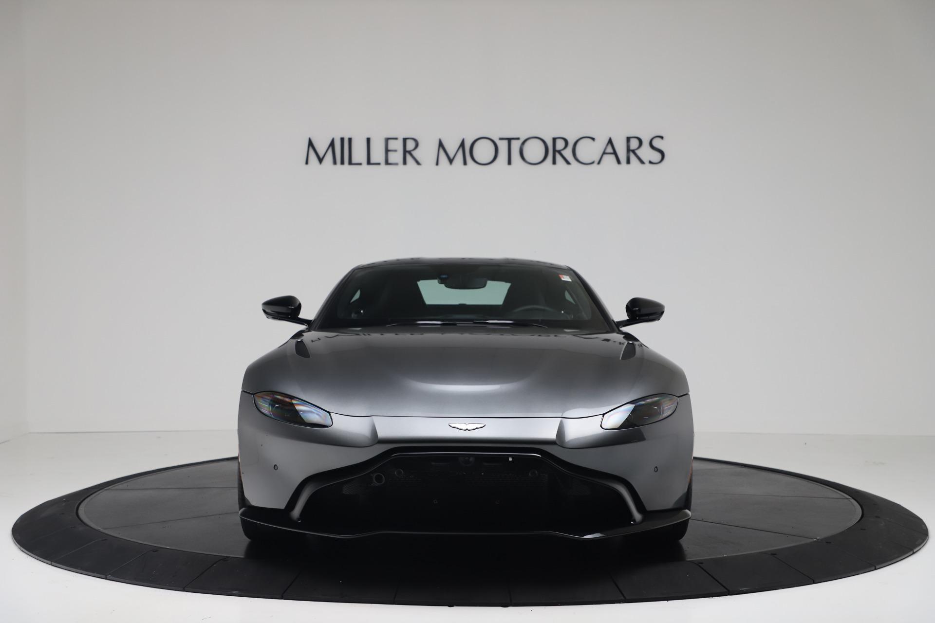 New 2020 Aston Martin Vantage V8 For Sale In Greenwich, CT 3408_p2