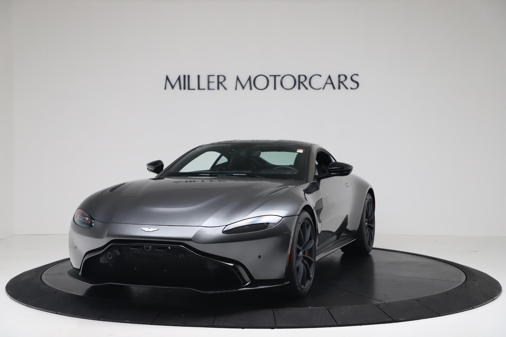 New 2020 Aston Martin Vantage V8 For Sale In Greenwich, CT 3408_p3
