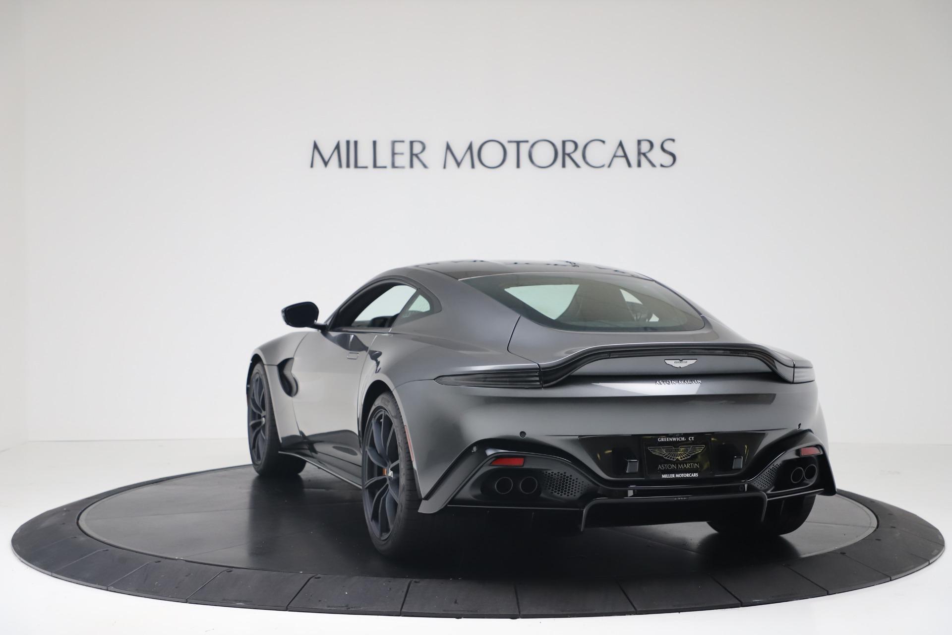 New 2020 Aston Martin Vantage V8 For Sale In Greenwich, CT 3408_p6