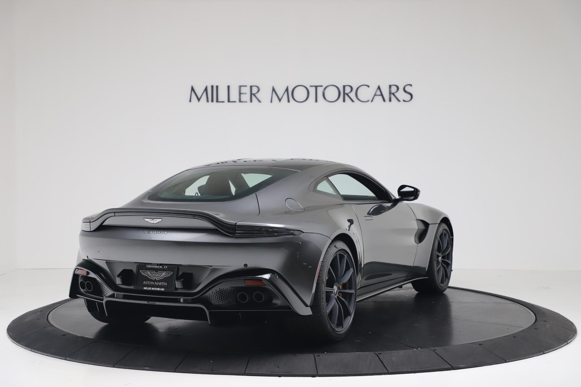 New 2020 Aston Martin Vantage V8 For Sale In Greenwich, CT 3408_p8