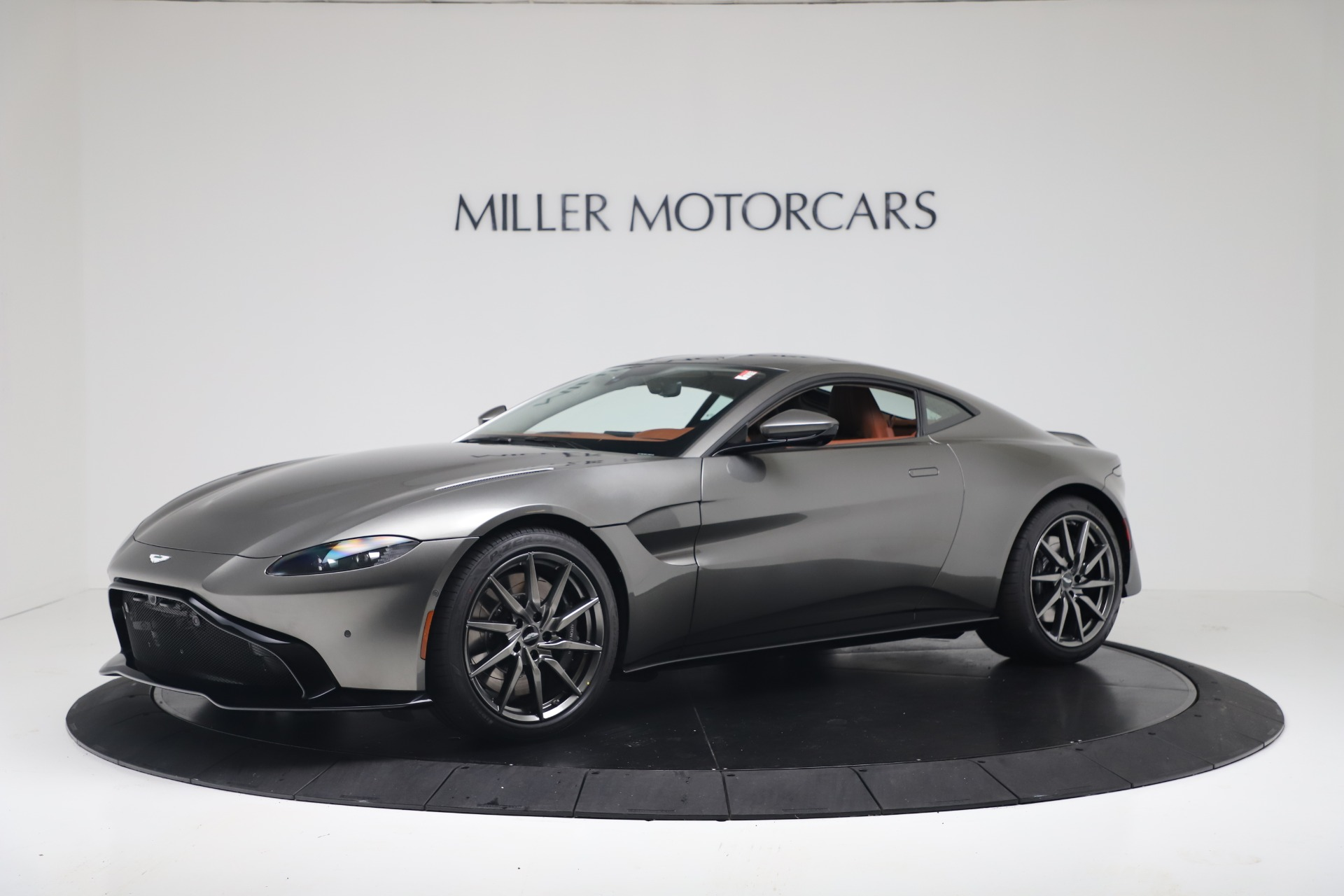 New 2020 Aston Martin Vantage Coupe For Sale In Greenwich, CT 3409_main