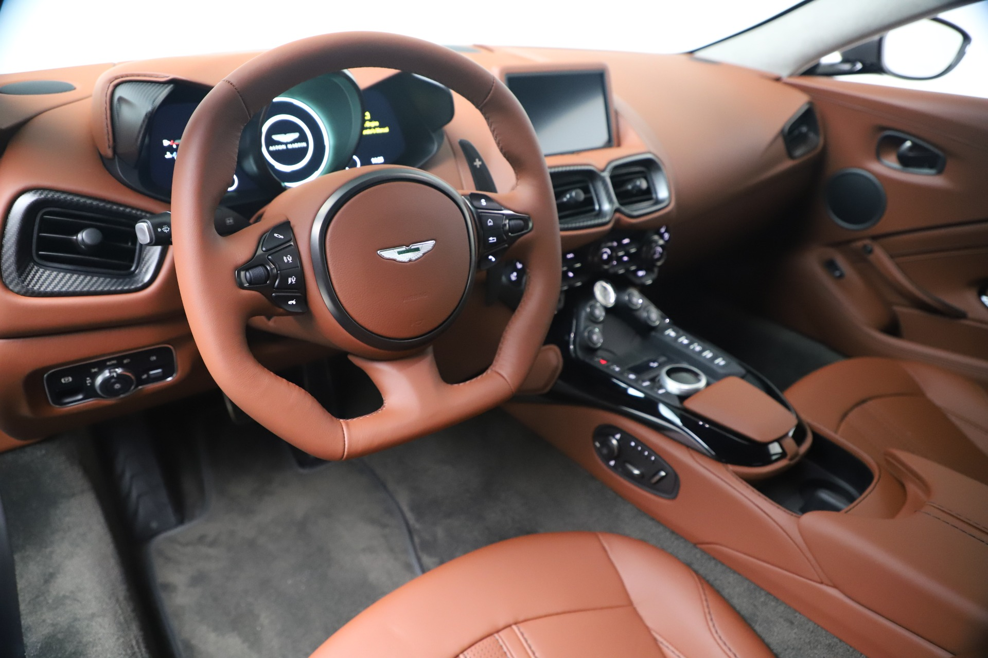 New 2020 Aston Martin Vantage Coupe For Sale In Greenwich, CT 3409_p13