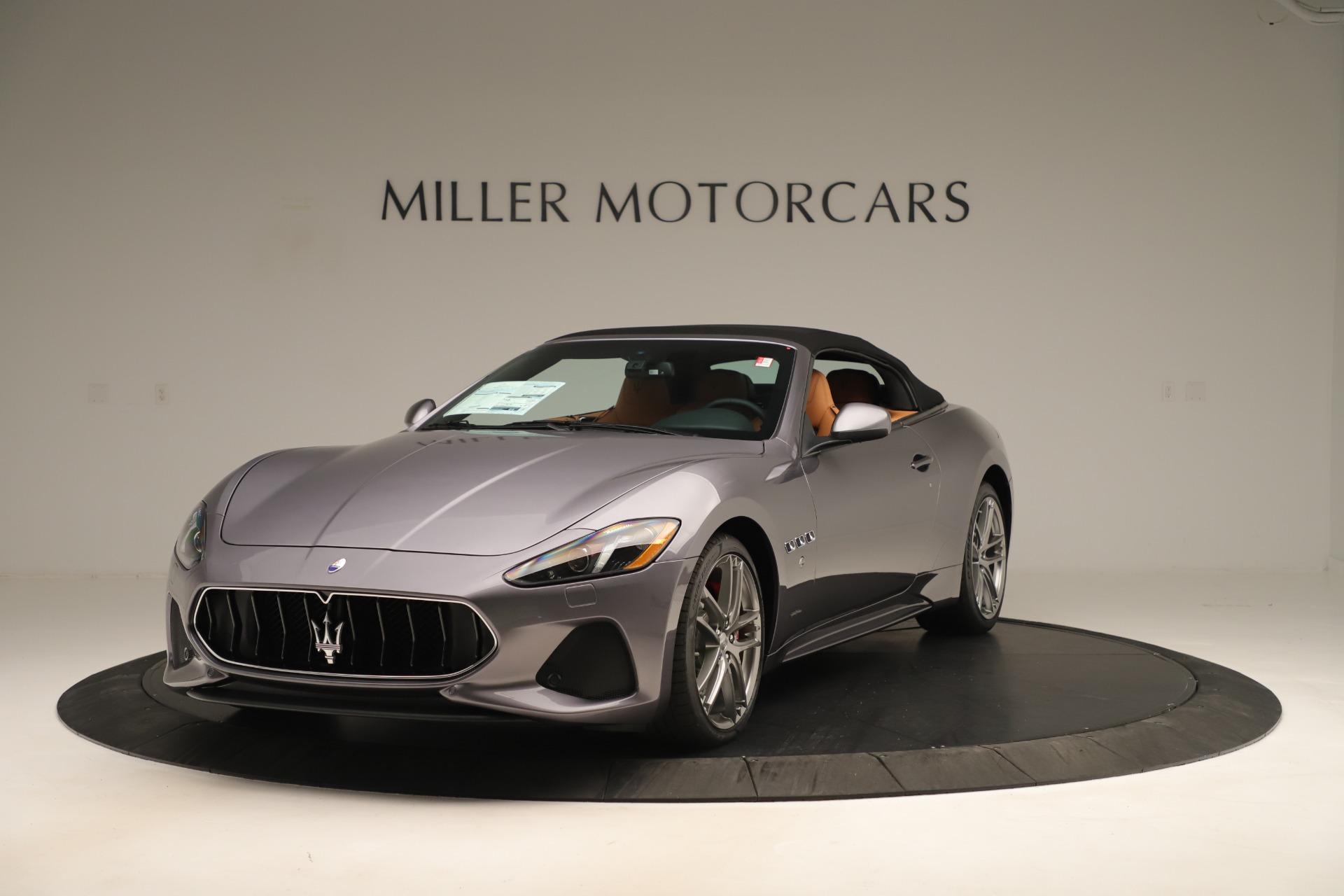 New 2019 Maserati GranTurismo Sport Convertible For Sale In Greenwich, CT 3410_p13