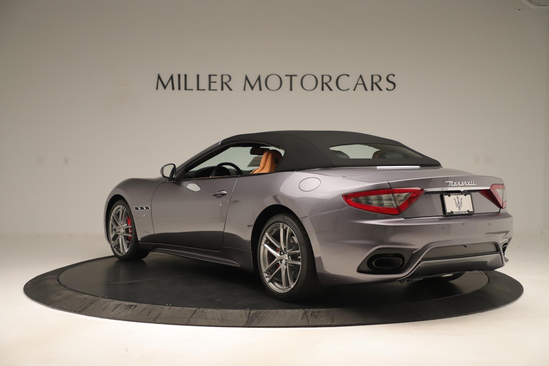 New 2019 Maserati GranTurismo Sport Convertible For Sale In Greenwich, CT 3410_p15