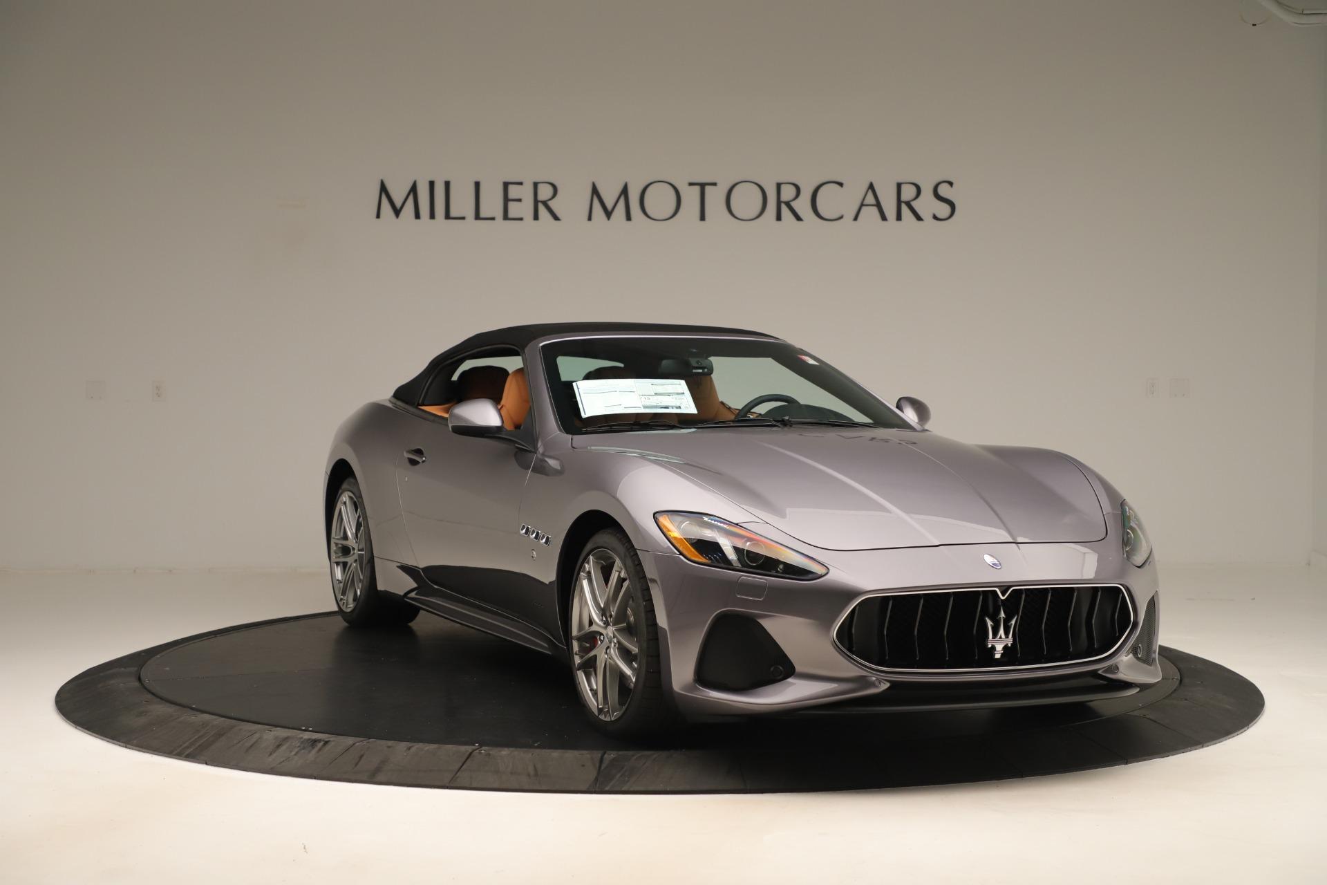 New 2019 Maserati GranTurismo Sport Convertible For Sale In Greenwich, CT 3410_p18