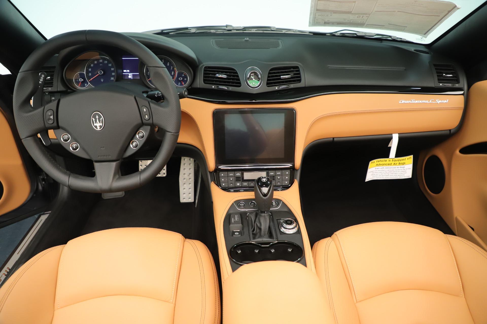New 2019 Maserati GranTurismo Sport Convertible For Sale In Greenwich, CT 3410_p22