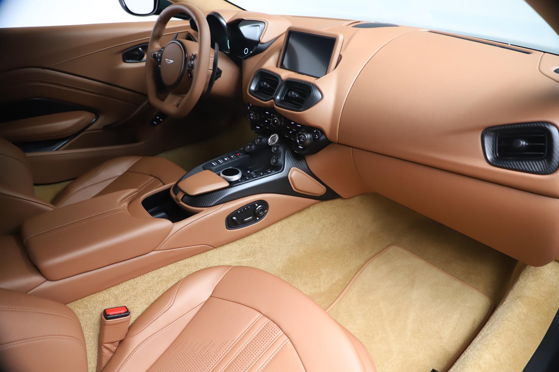 New 2020 Aston Martin Vantage  For Sale In Greenwich, CT 3411_p17
