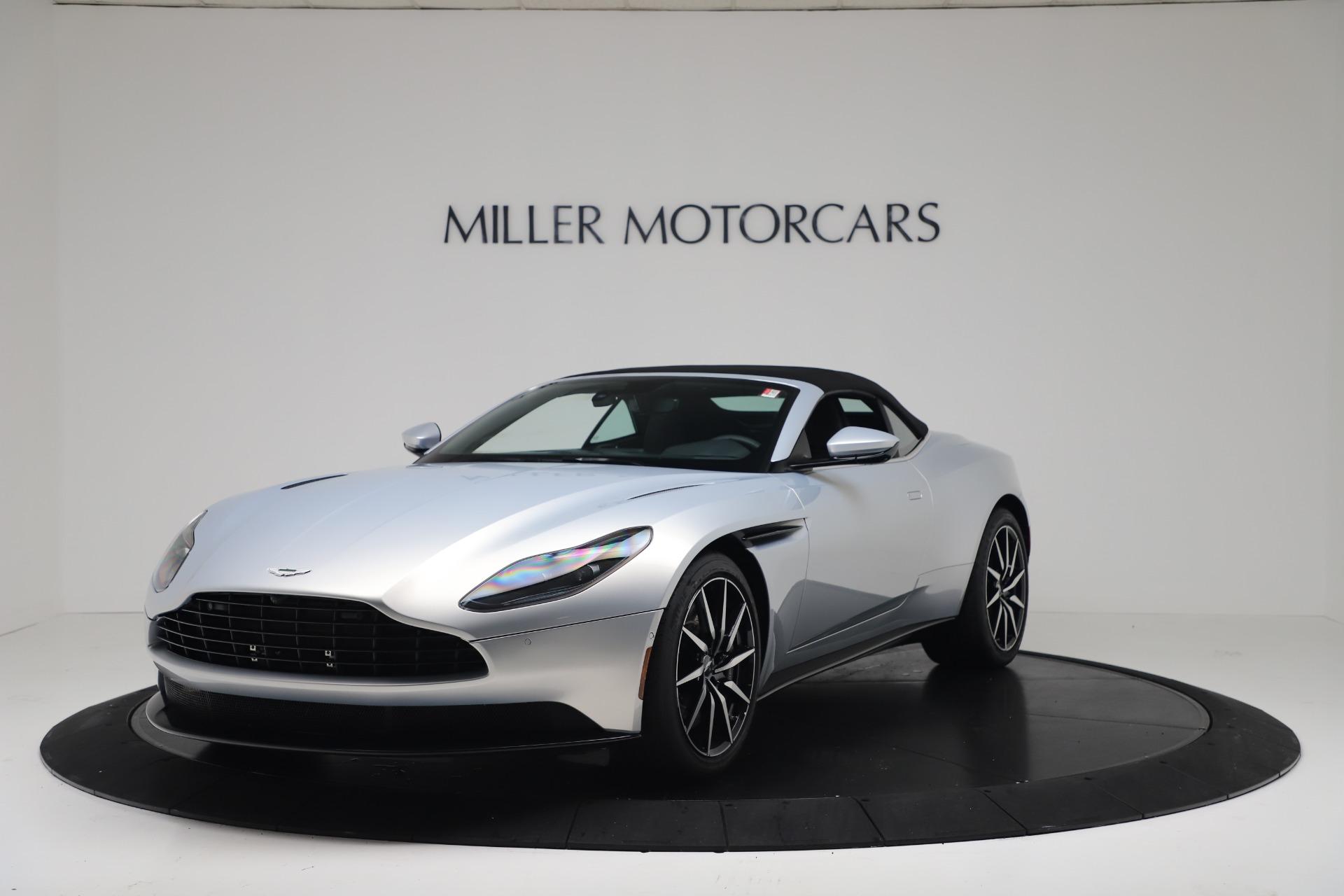 New 2020 Aston Martin DB11 V8 For Sale In Greenwich, CT 3412_p13